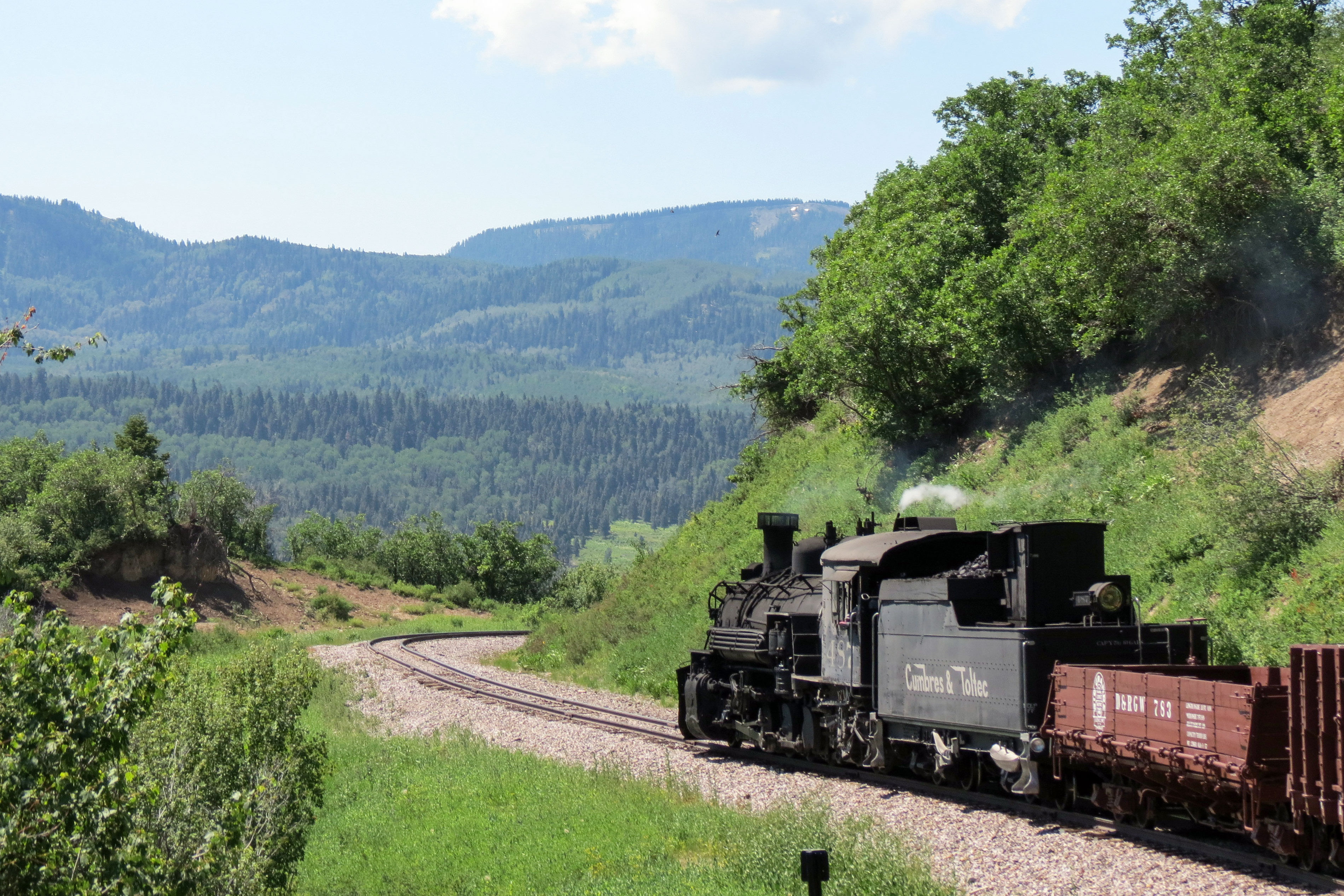 Want To Drive A Steam Train? You Can Learn How On The