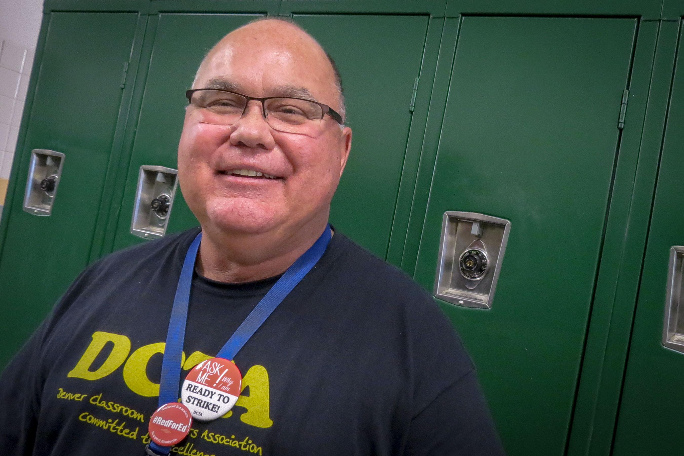 Photo: Denver Teacher Strike Incentives 1   Joe Waldon - JBrundin
