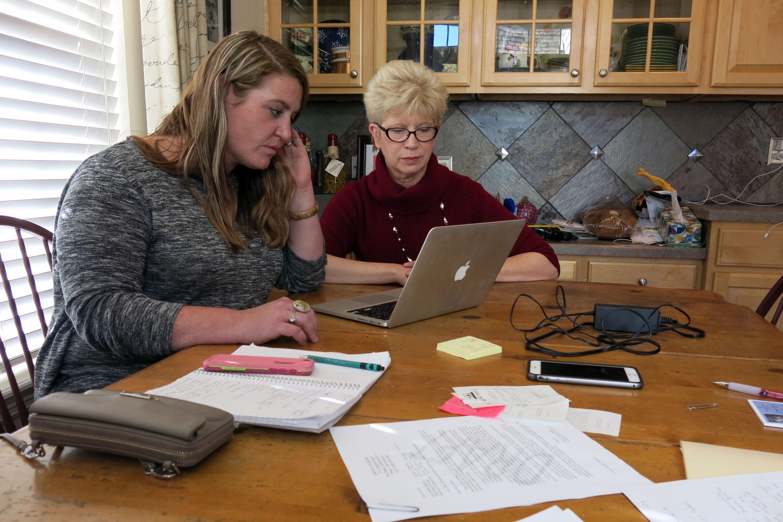 Photo: Elder Fraud 1 | Case & Elaine Kennedy - JDaley