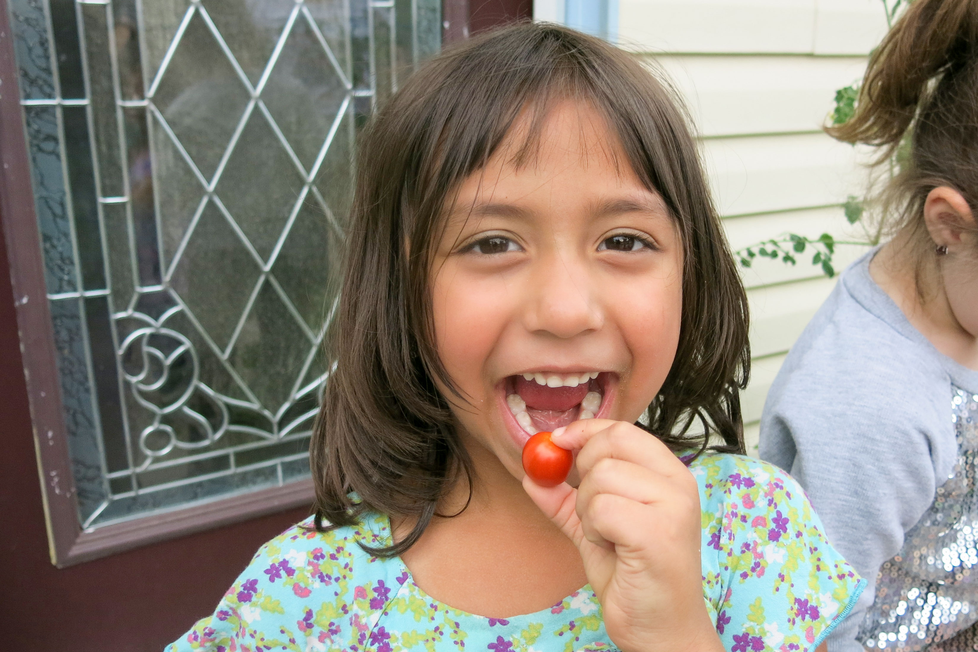 Photo: Kids CROP Nutrition 4 | Child With Veggies - JDaley