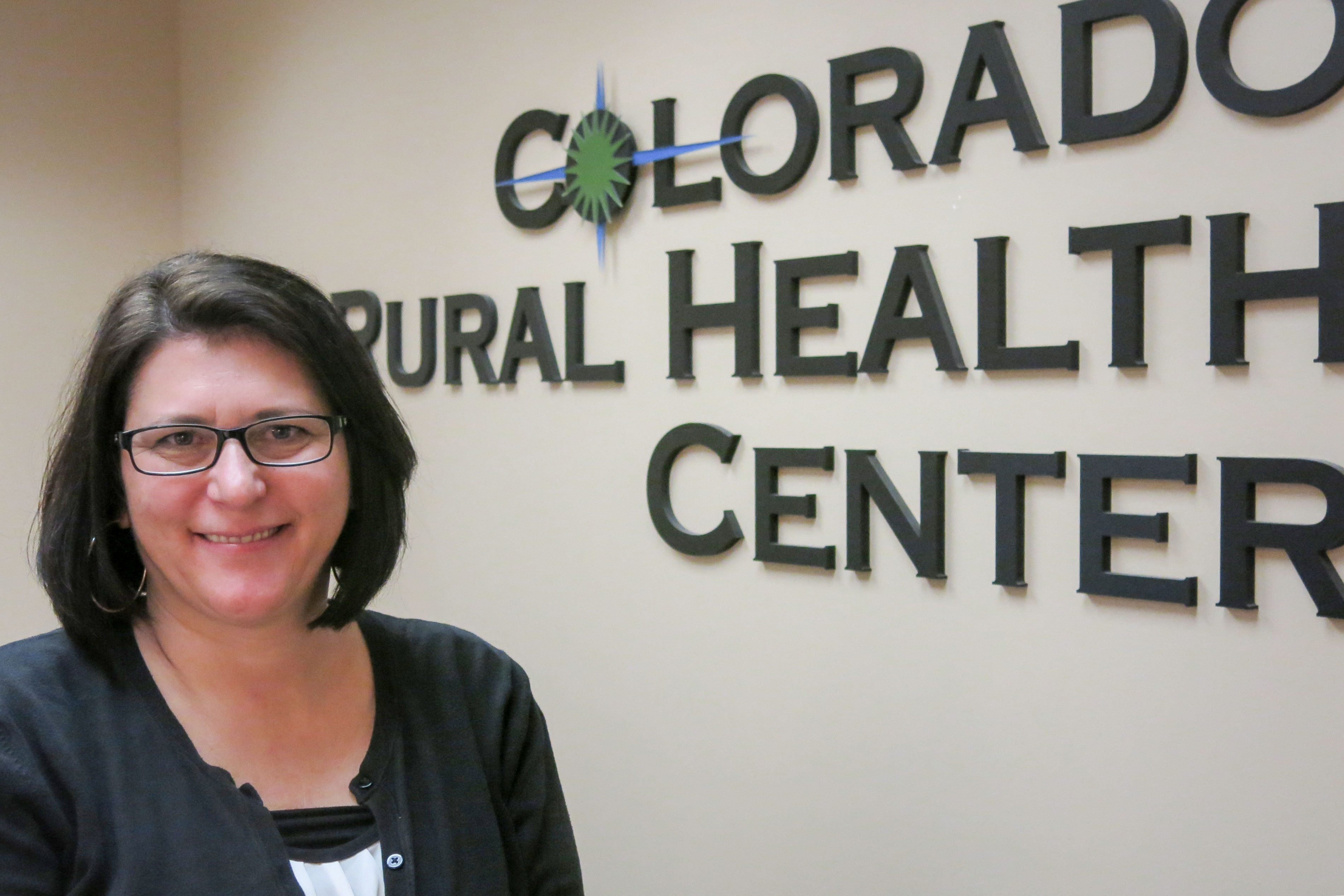 Photo: Medicaid Rural Hospitals | CO Rural Hopital Center CEO Michelle Mills - JDaley