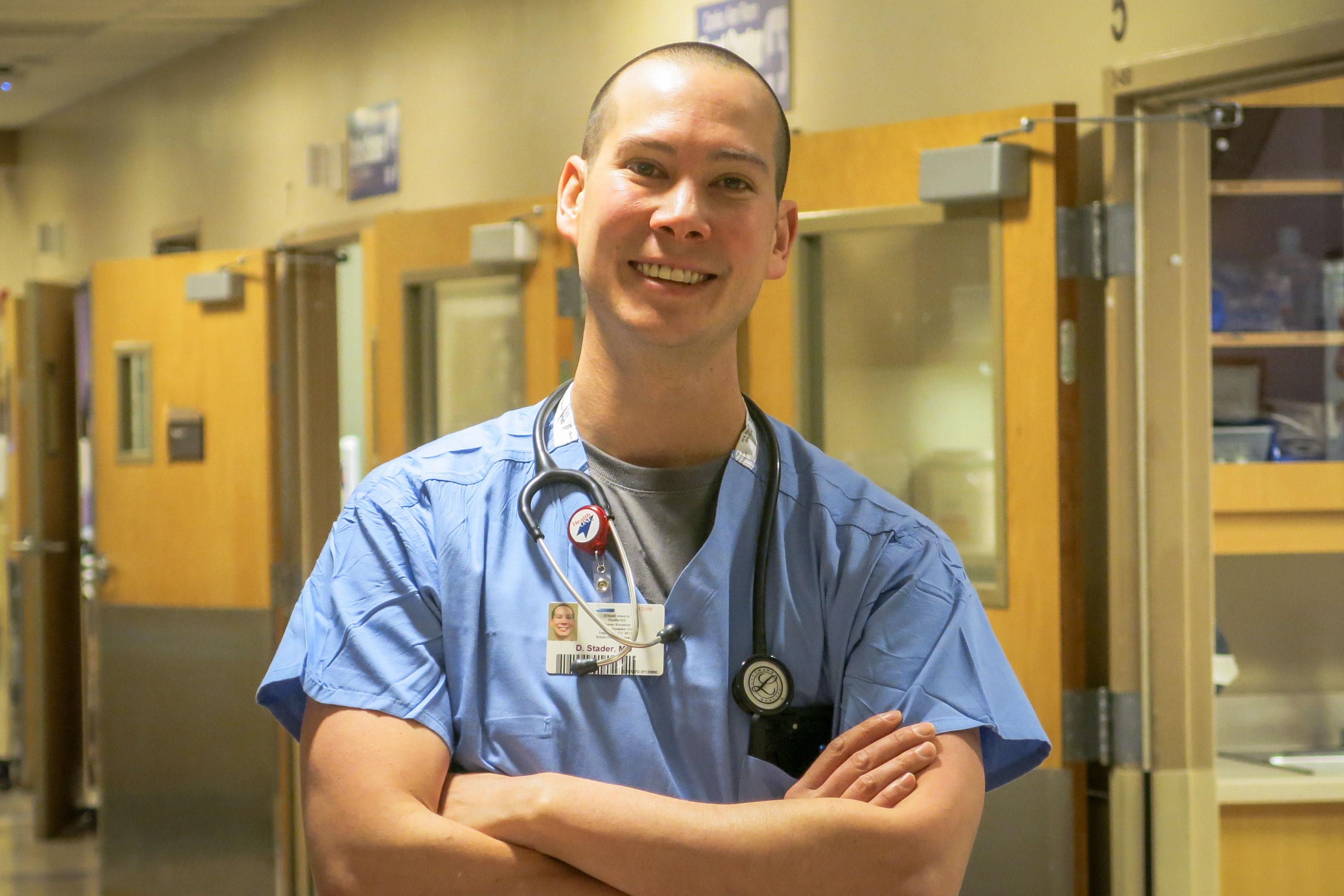 Photo: Opioid Hospital Pilot 3 | Dr. Don Stader - JDaley