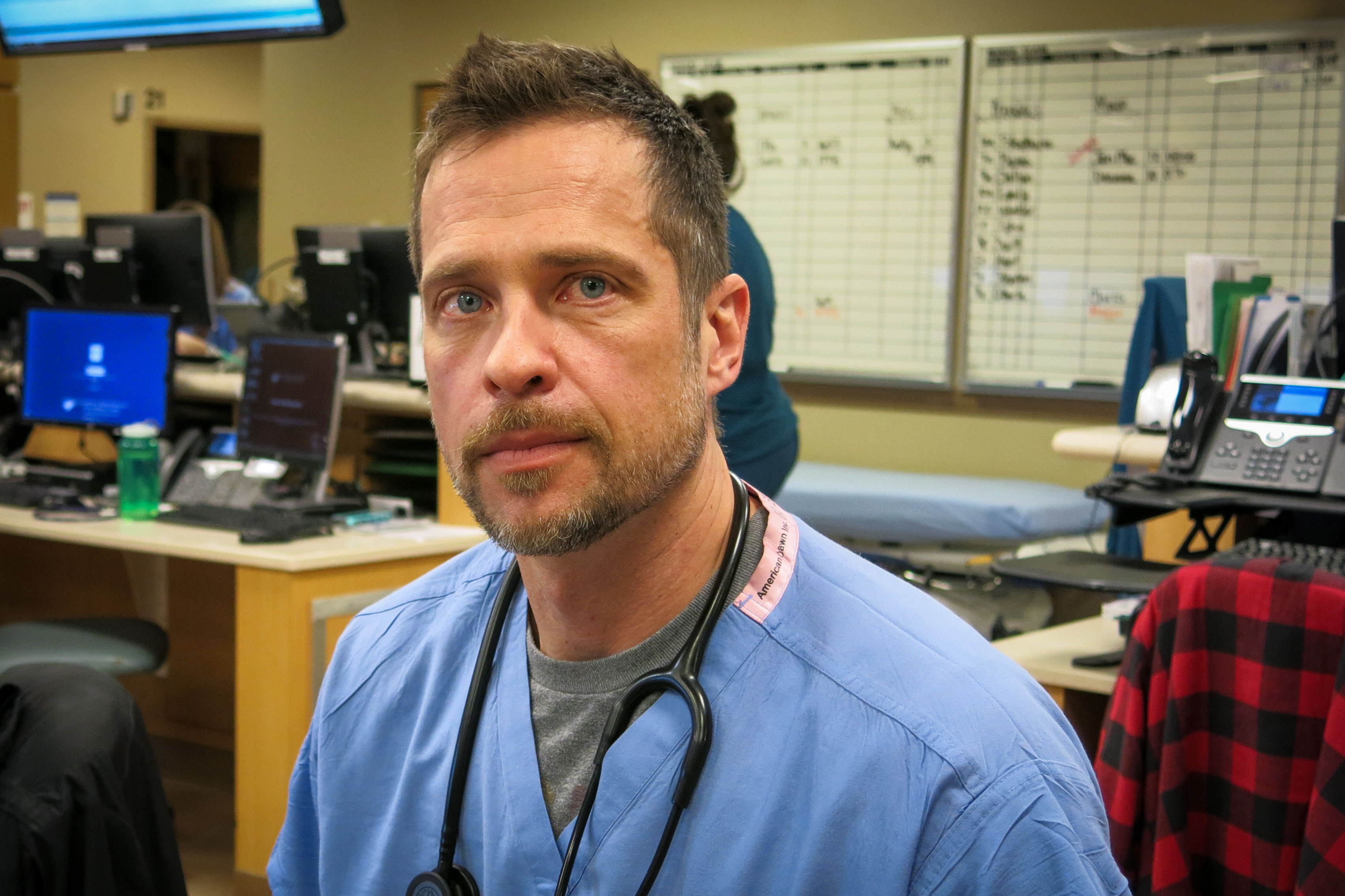 Photo: Opioid Hospital Pilot 2 | Dr. Peter Bakes - JDaley