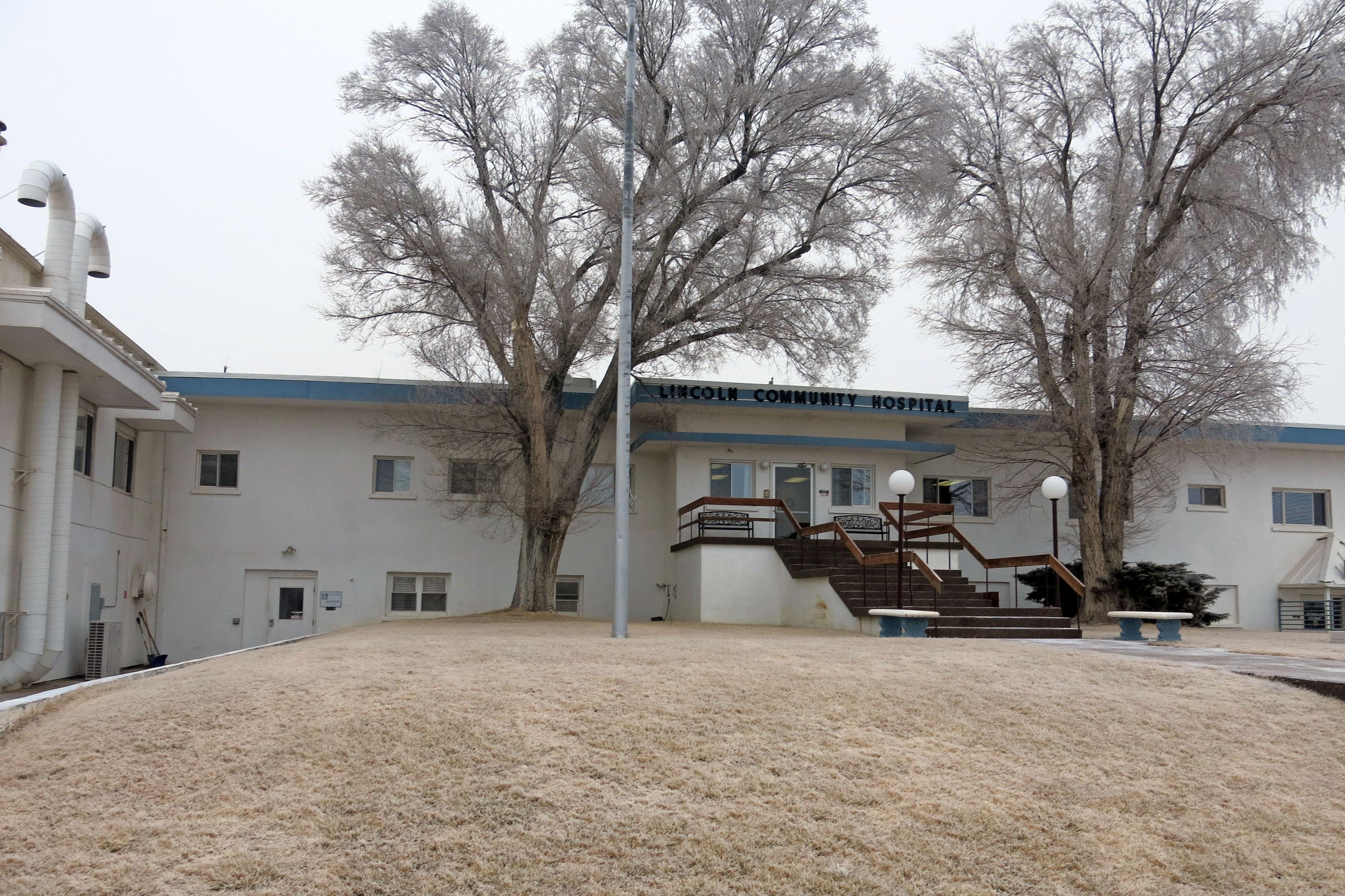 Photo: Hugo Rural Hospital 2 | Lincoln Community Ext - JDaley