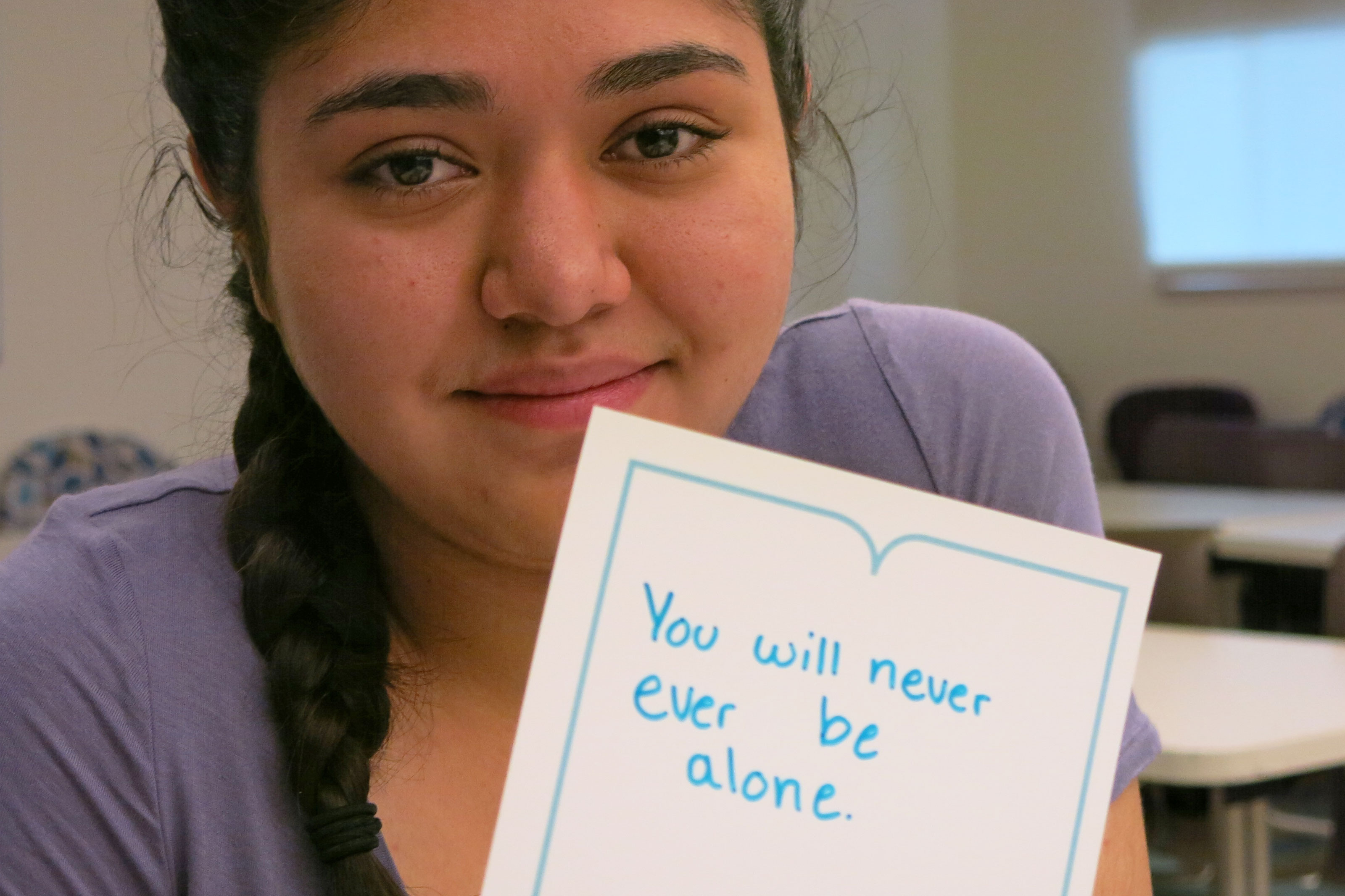 Photo: Teen Mental Health 1 | Veronica - JDaley