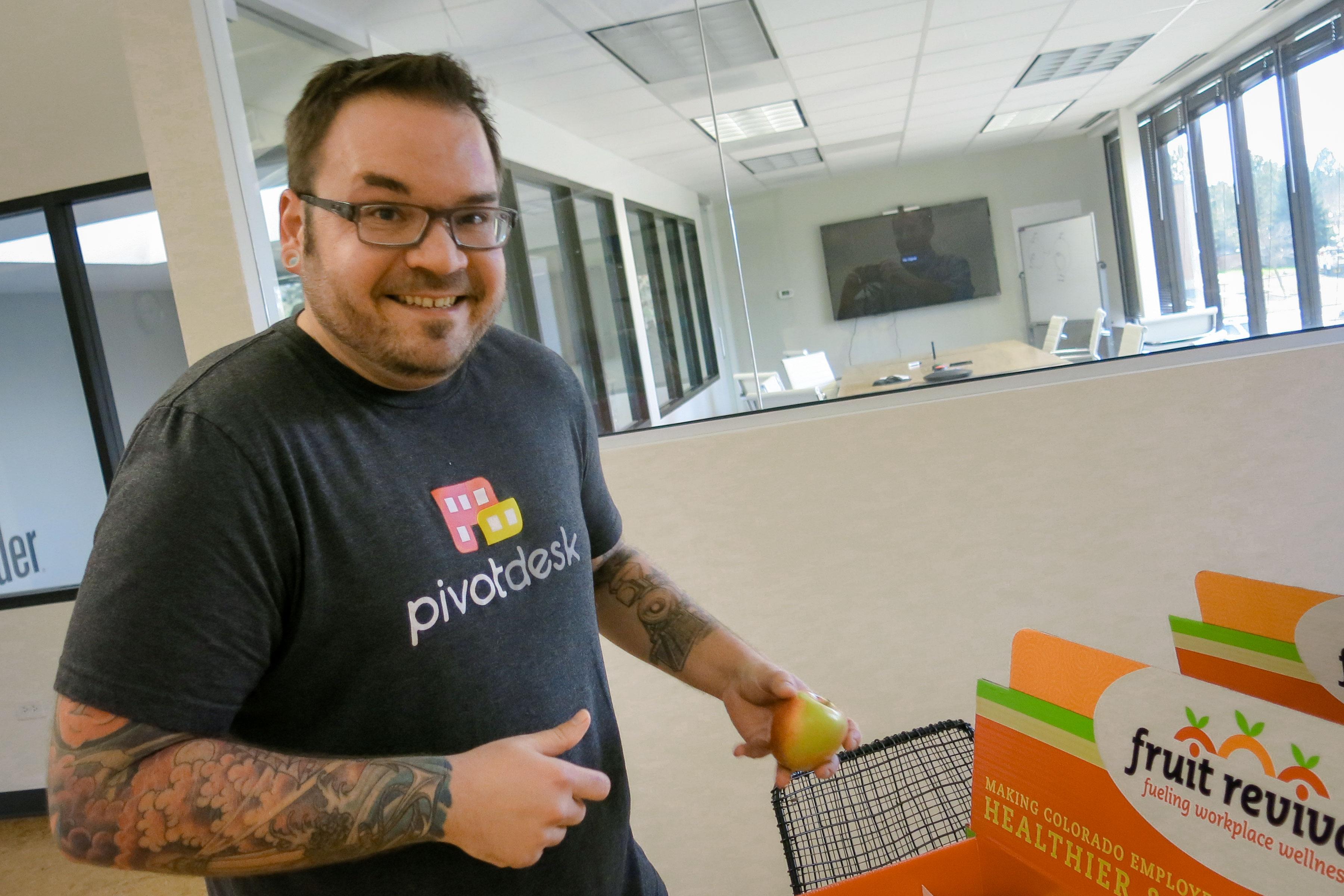 Photo: Workplace Wellness 2.0 | Chris Masella - JDaley