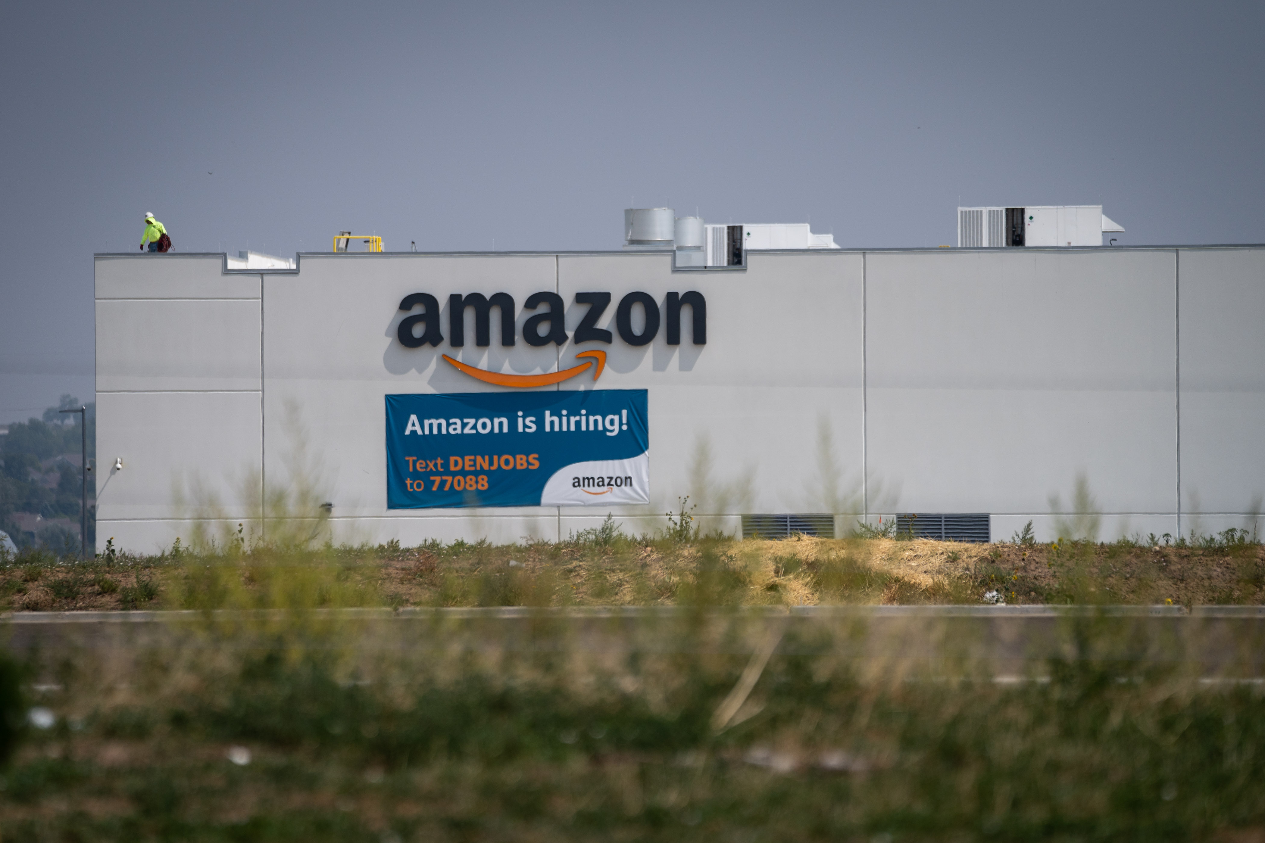 Photo: Amazon Denver 1 | Warehouse From Westminster & I-25 - JHill