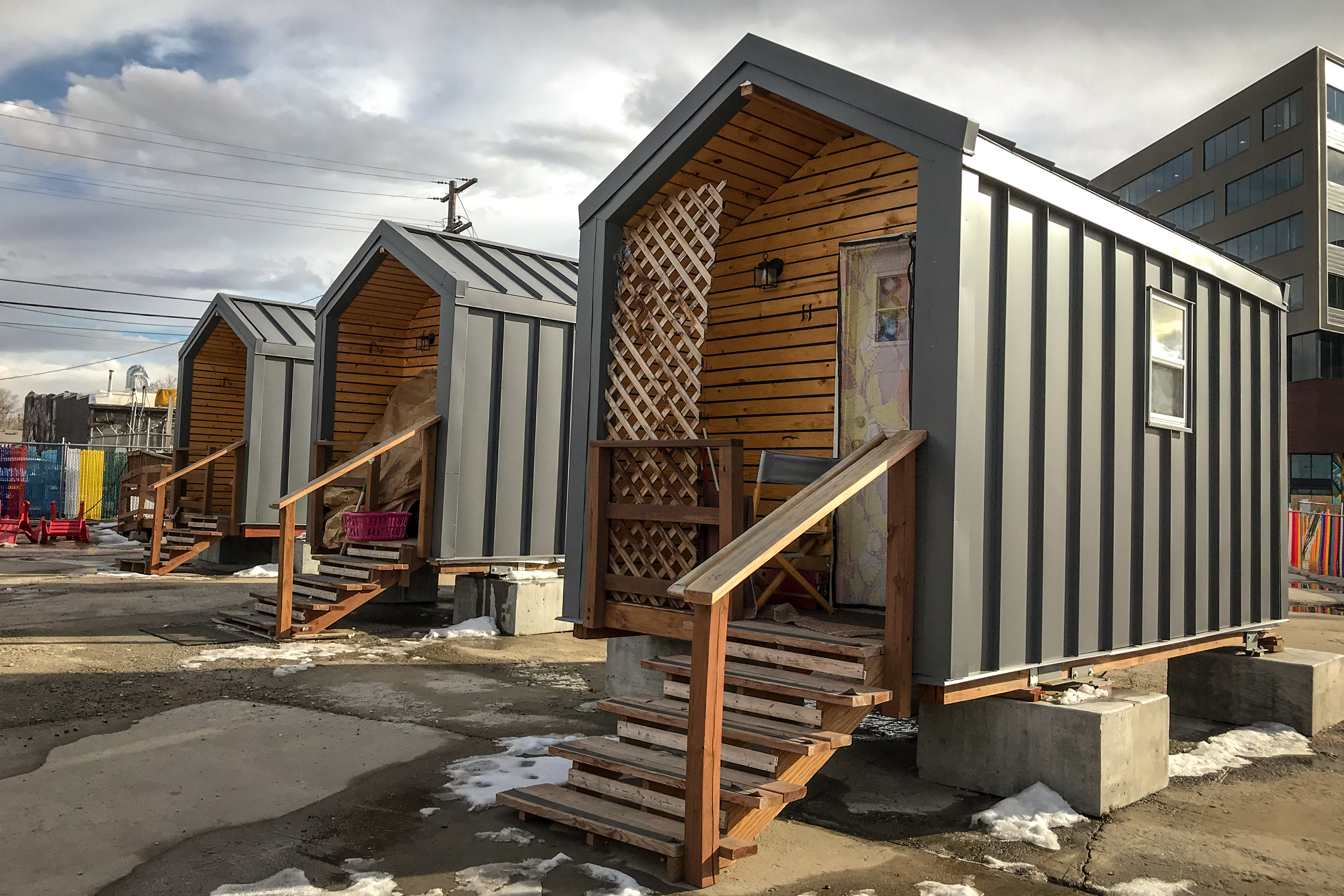 Photo: Tiny Homes Village Right 3 | Beloved Community Village - MSakas