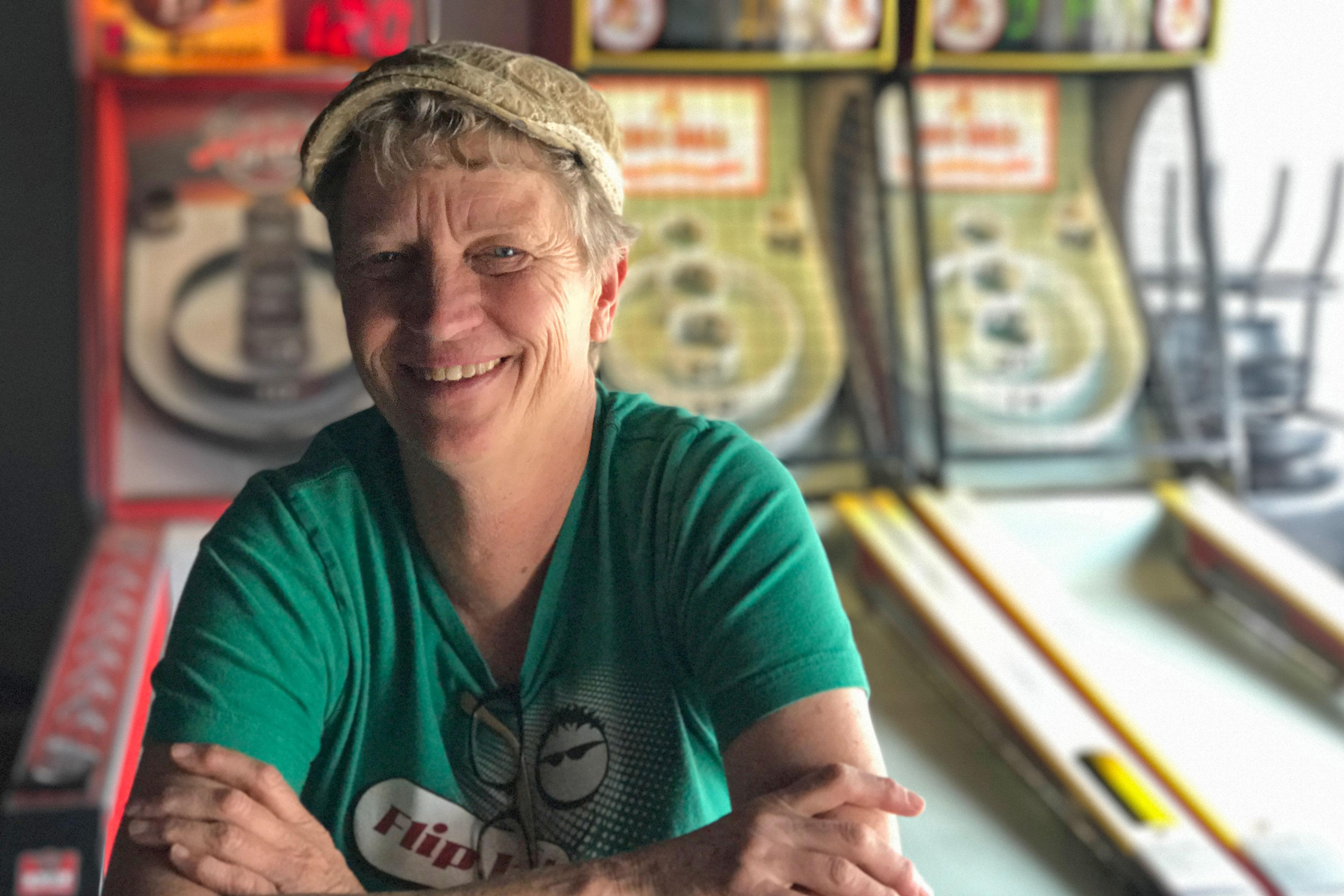 Photo: Women Of Pinball 4 | Kim Jones Pinball Jones FoCo - MSakas