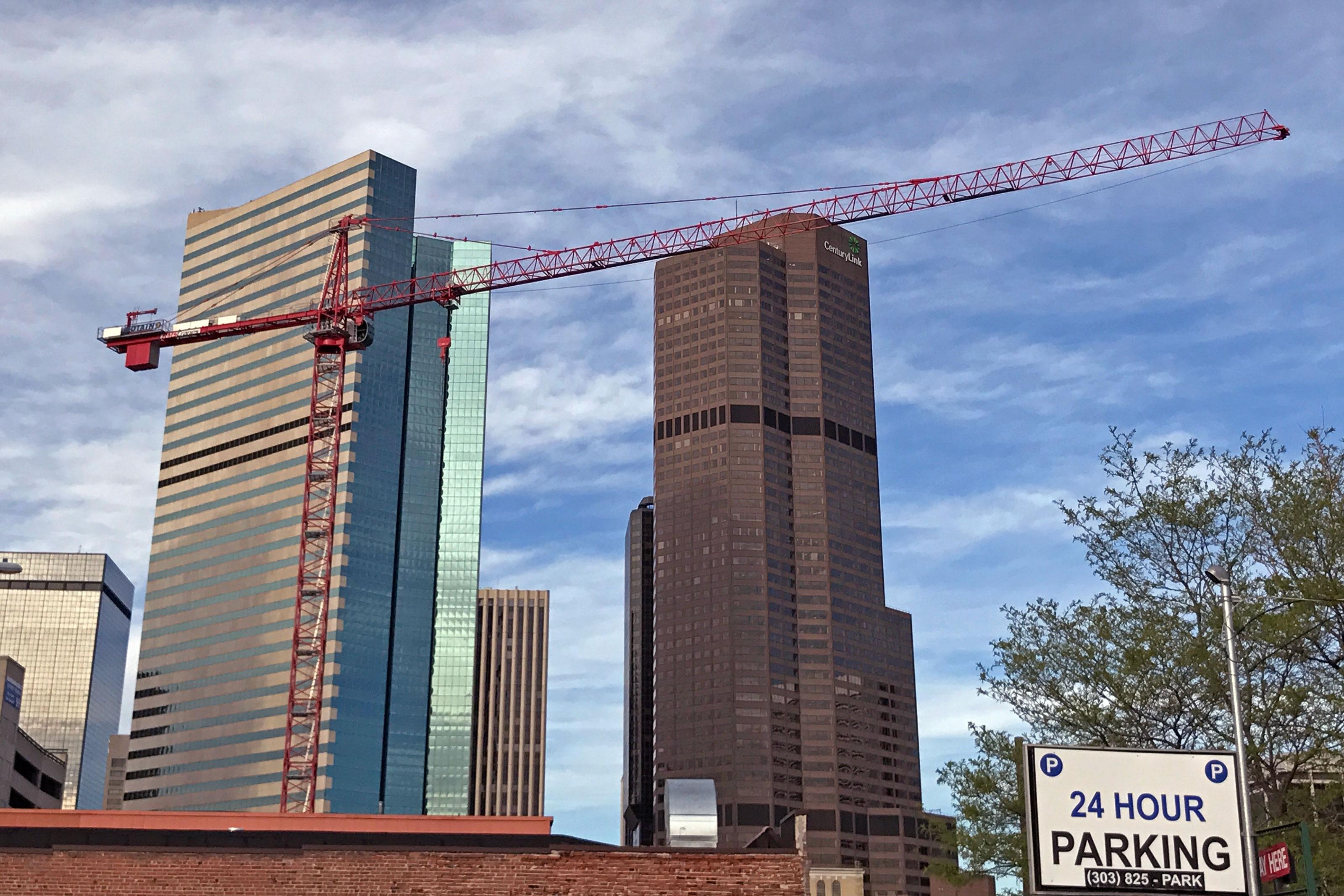 Photo: Crane Story Aaron's Crane