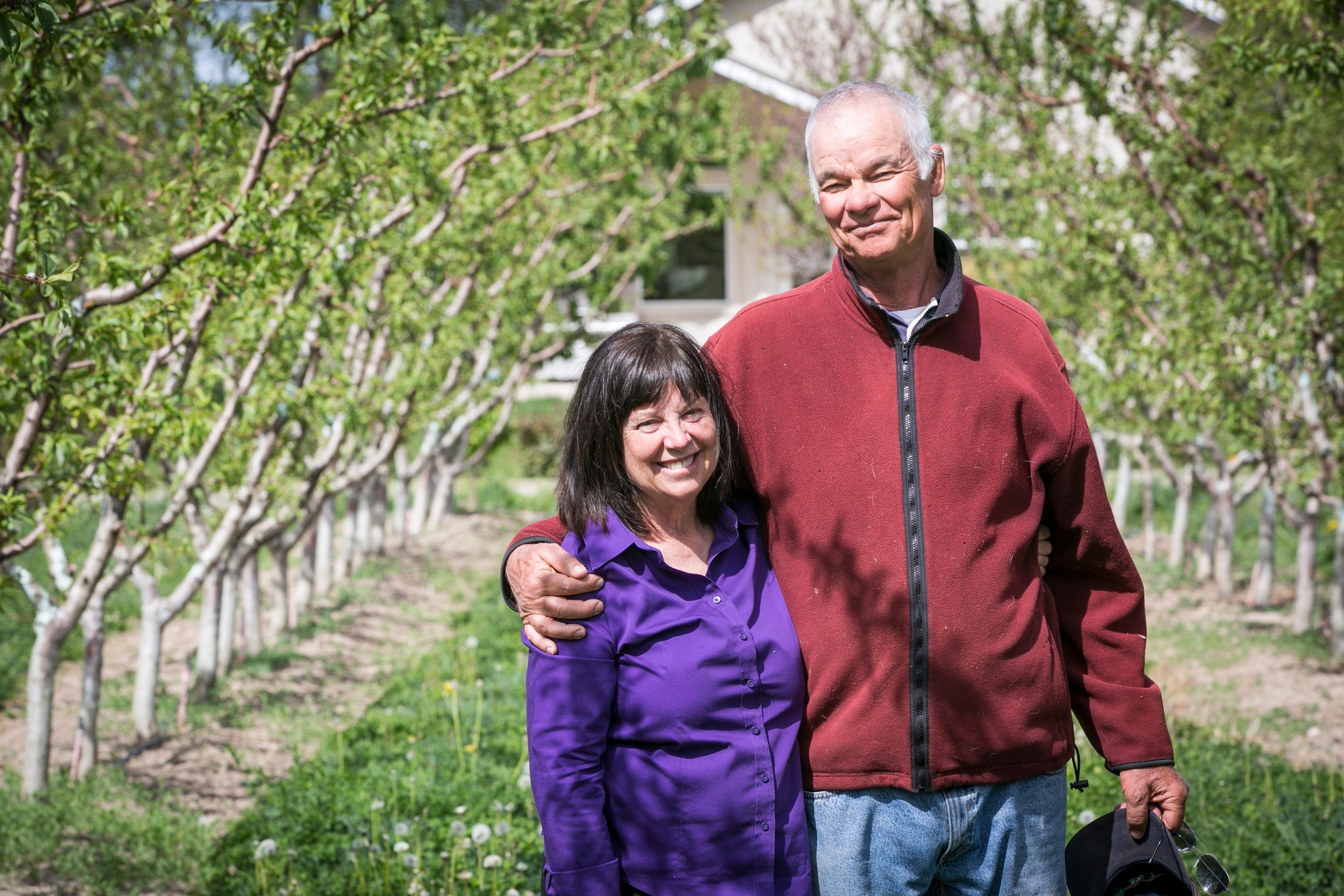 John and Diane Cox