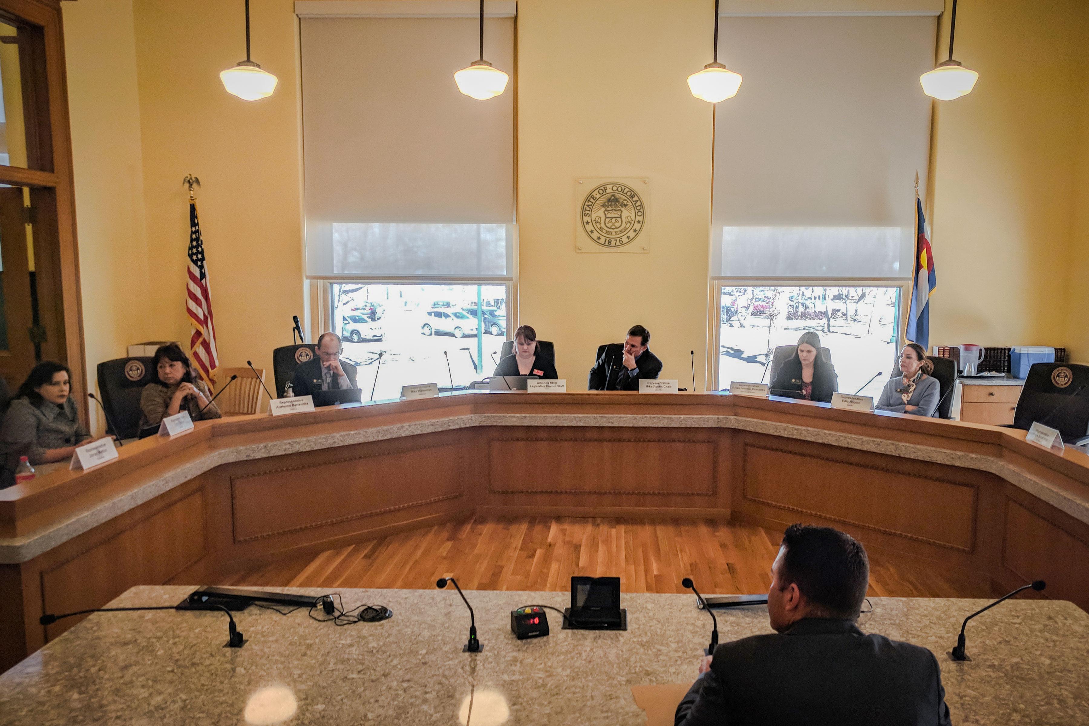 Photo: COLEG Kill Committee 1 | Committee at work - SBrasch