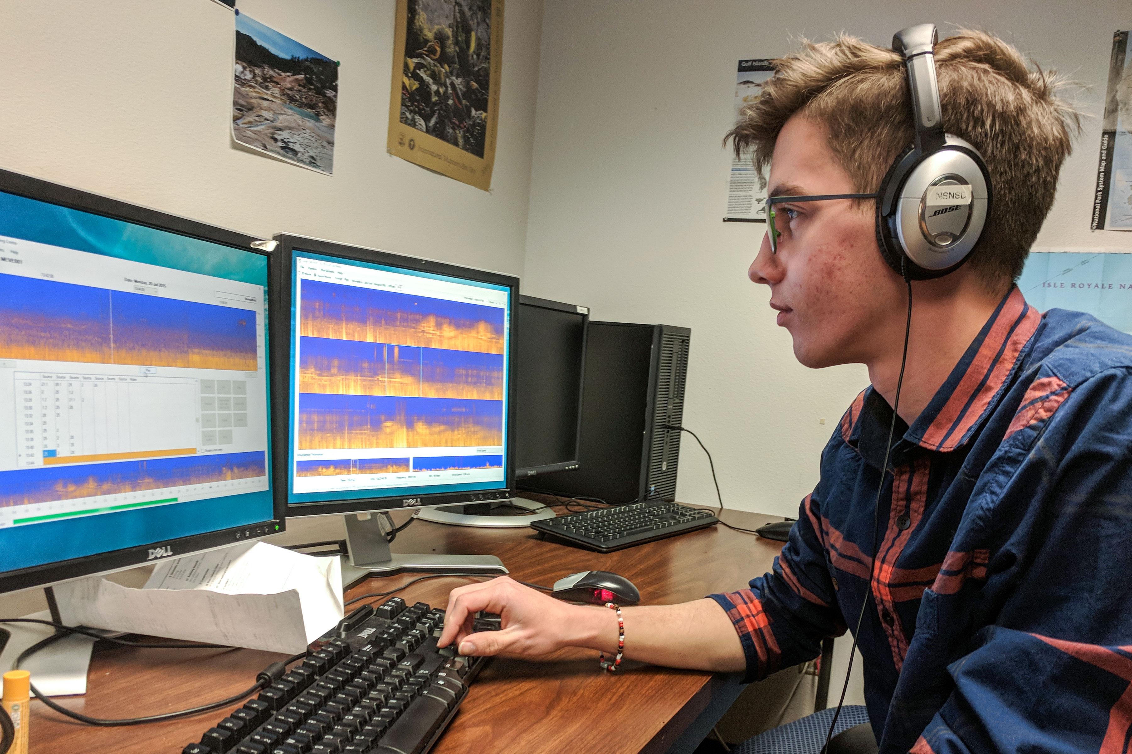 Photo: CSU Listening Lab 2 | Ben Buescher - SBrasch