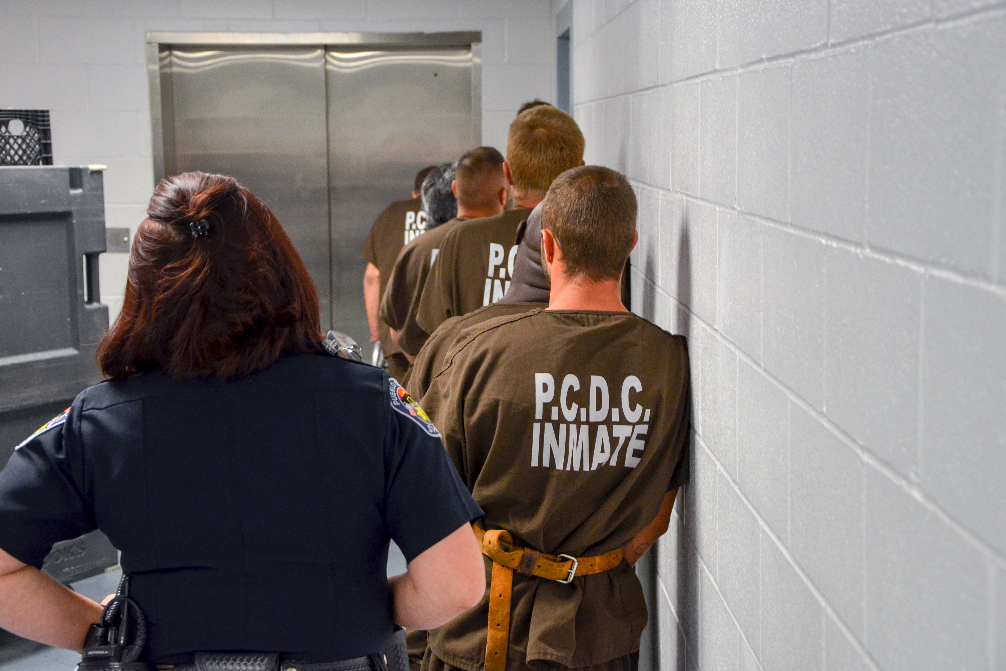 Photo: Pueblo Jail Crowding 1 | Inmates - SBrasch