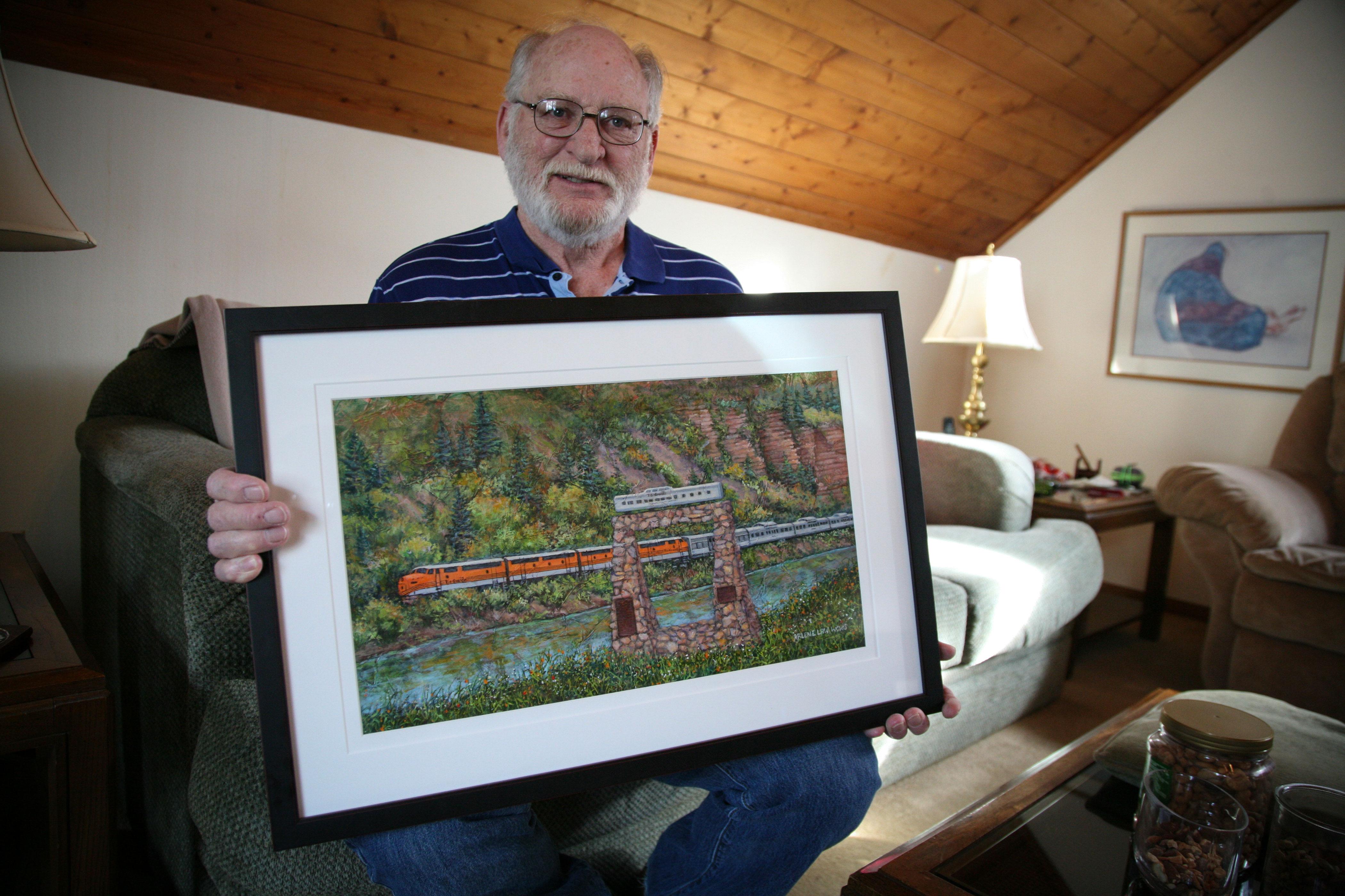 Photo: Glenwood Train Monument 4 | Barry Dunsdon - SSieg