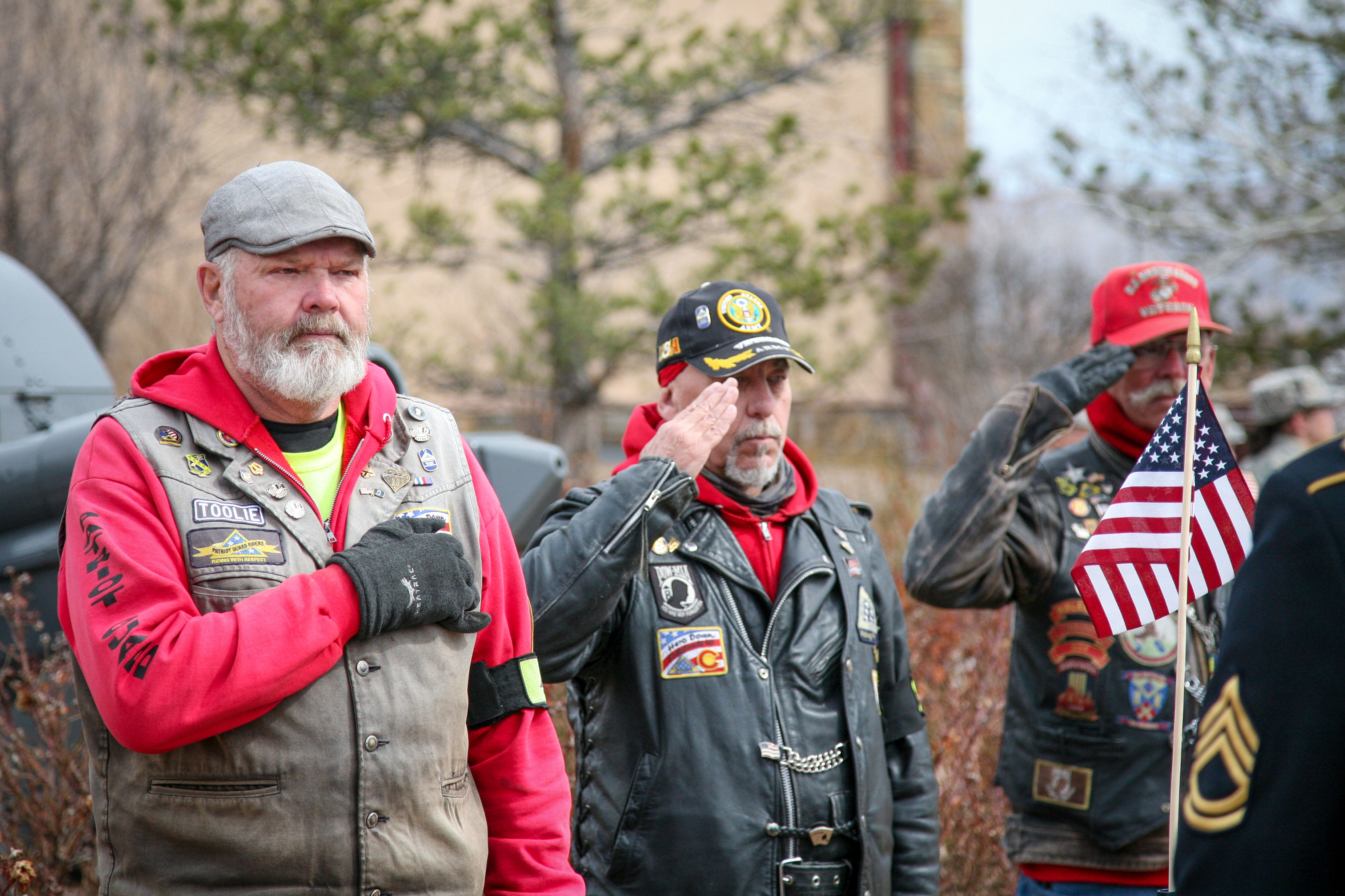 Photo: GJ Unclaimed Vets 2 | Patriot Guard Rider Salute - SSieg