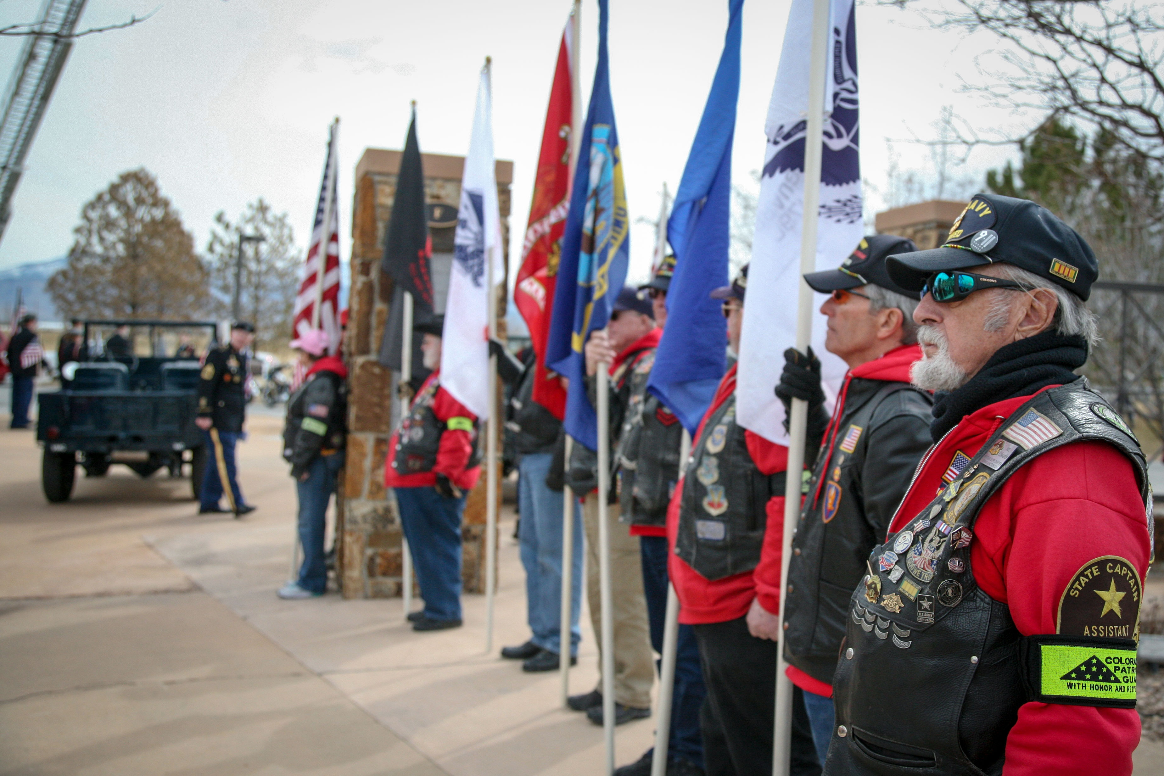Photo: GJ Unclaimed Vets 1 | Patriot Guard Riders - SSieg