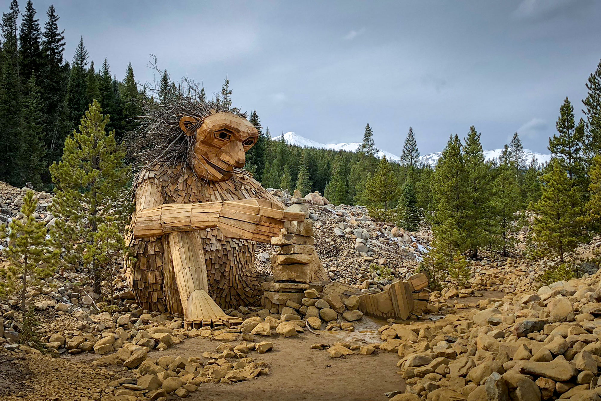 Photo: Breck Troll | Isak Heartstone - SWolf