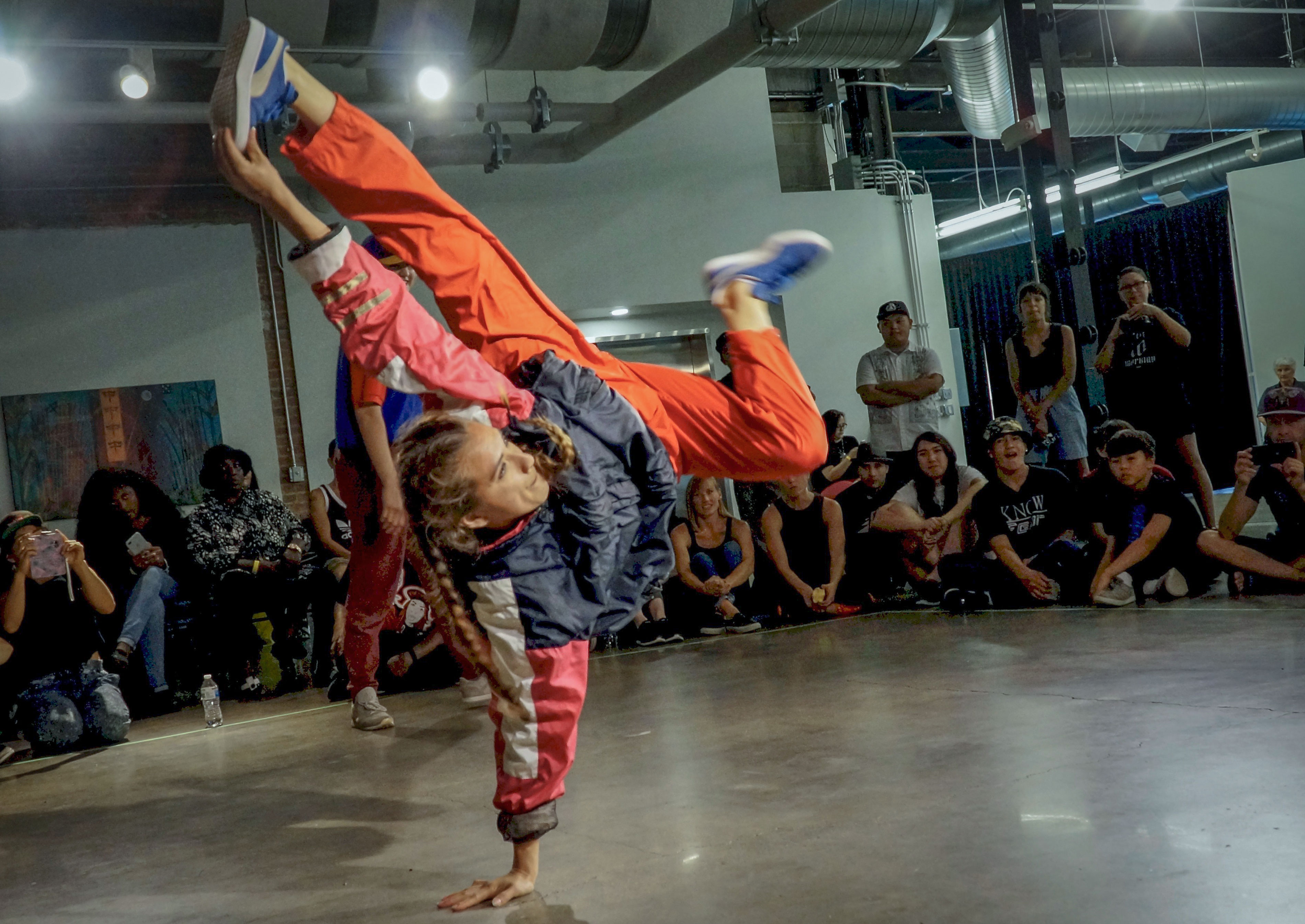 Photo: Women Of Breakdance 3 | B-girl Battle - SWolf
