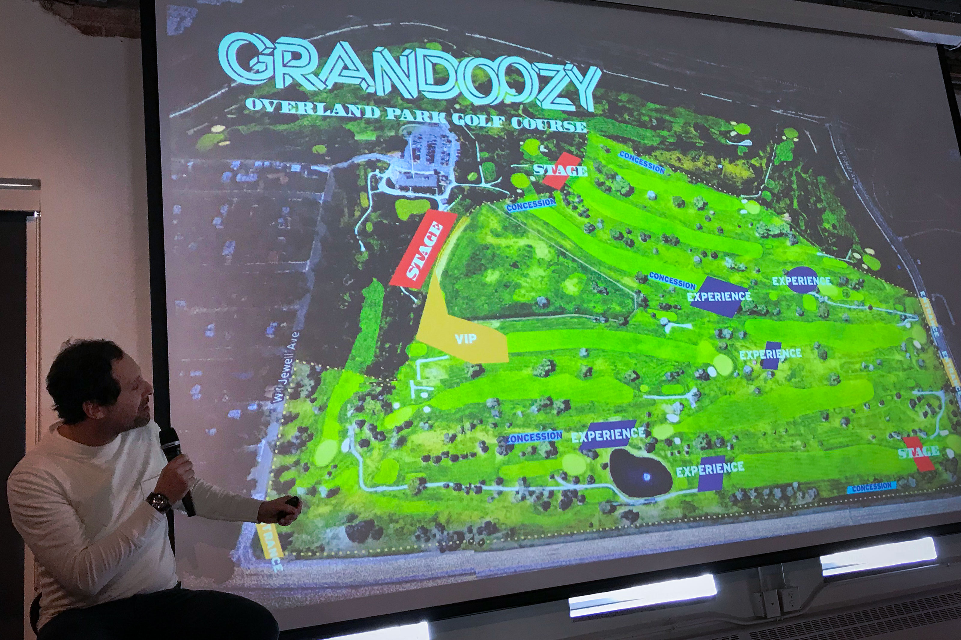 Photo: Grandoozy Name Announcement 1 | Map and Logo - SWolf
