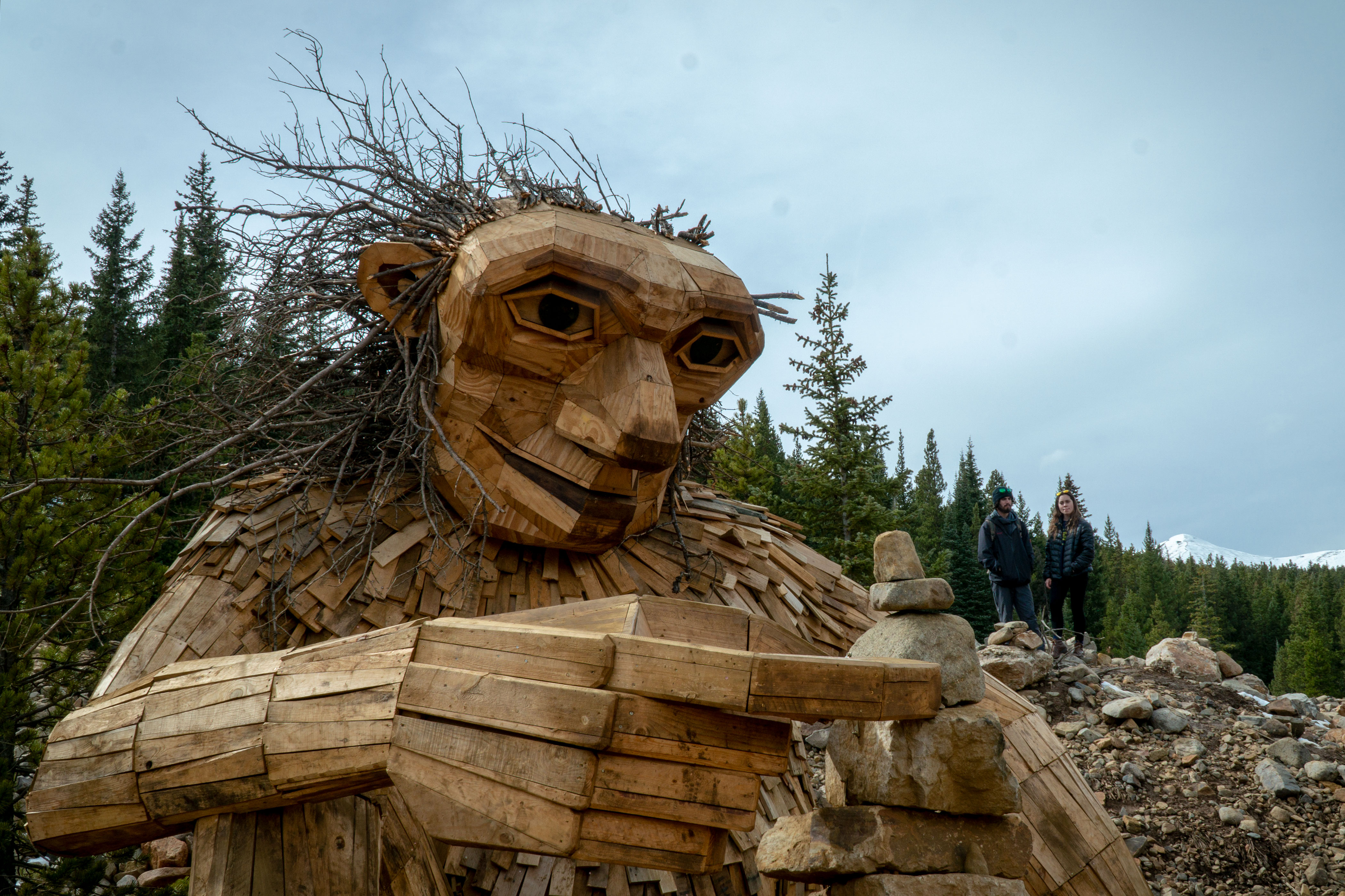 Photo: Breck Troll 2 | Isak Heartstone - SWolf