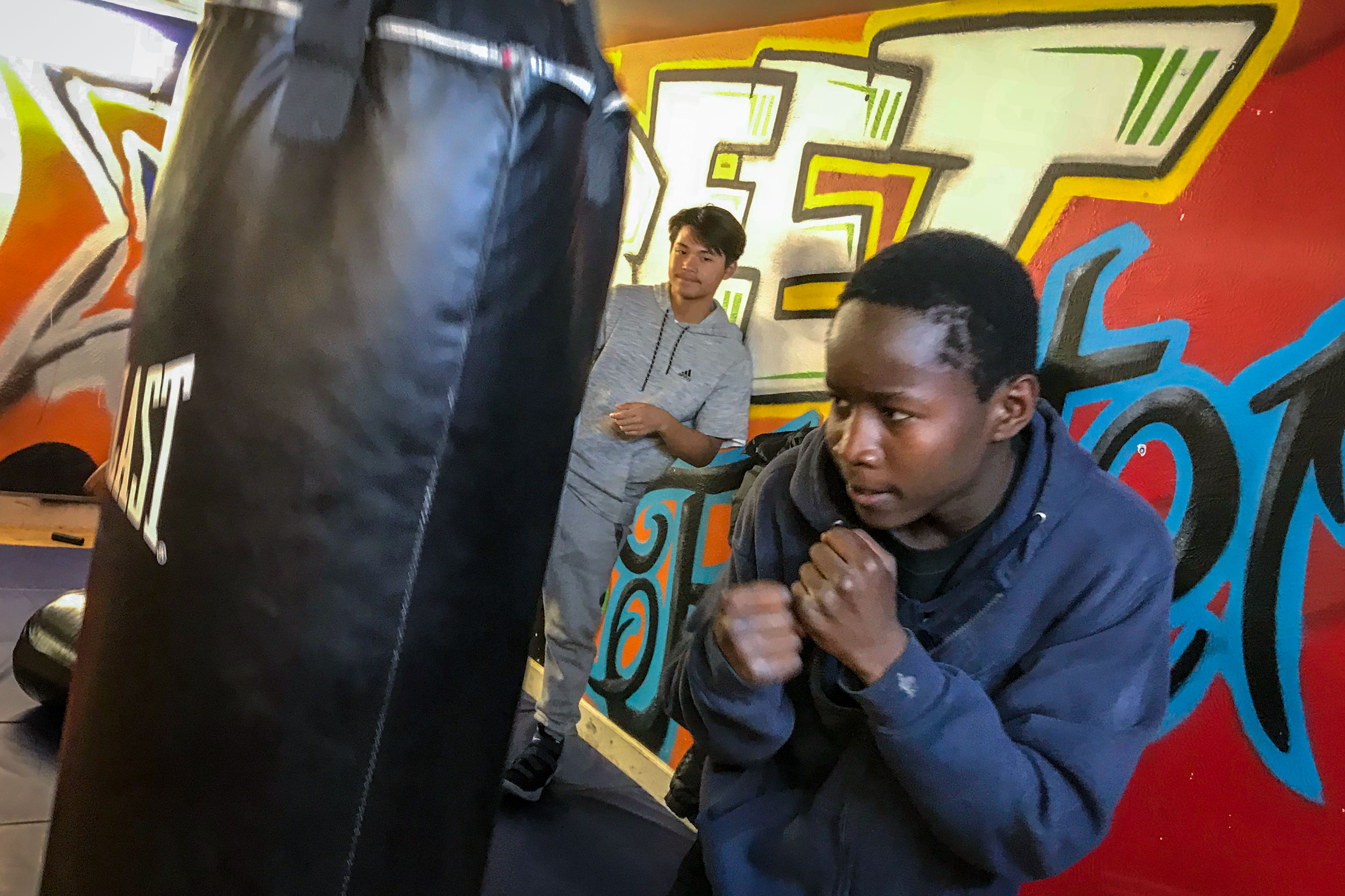 Photo: Street Frat 2 | Djiby Sarr Boxing - VVela