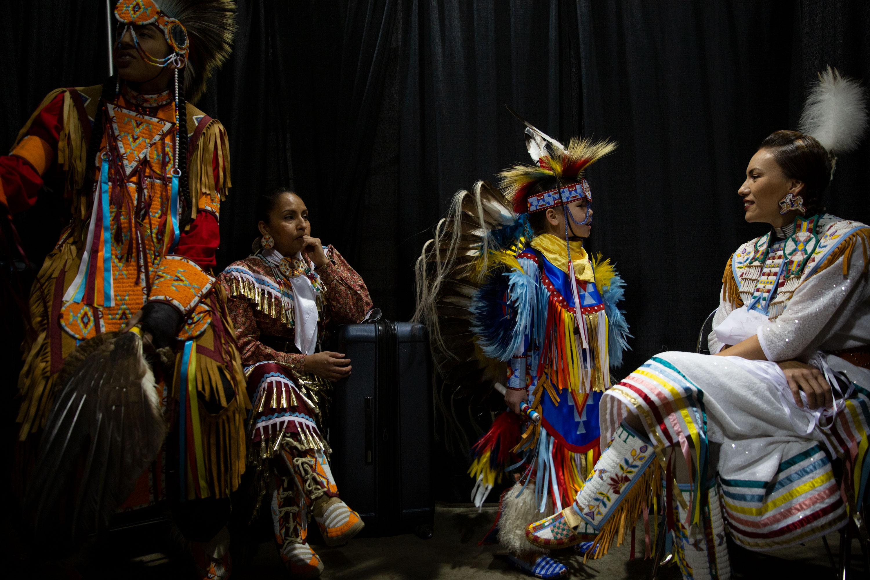 Photo: Denver March Pow Wow Prep 1 | Clairmont Dance 1