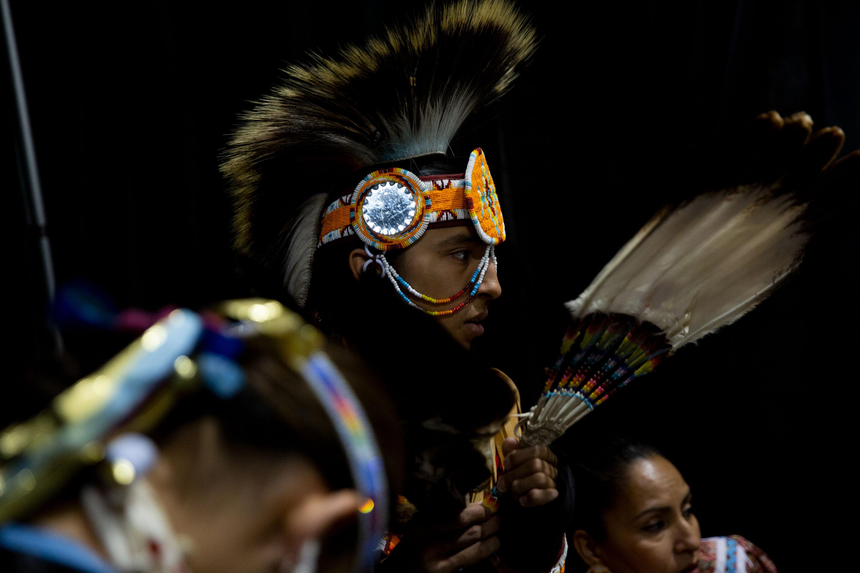 Photo: Denver March Pow Wow Prep 3 | Clairmont Dance 2