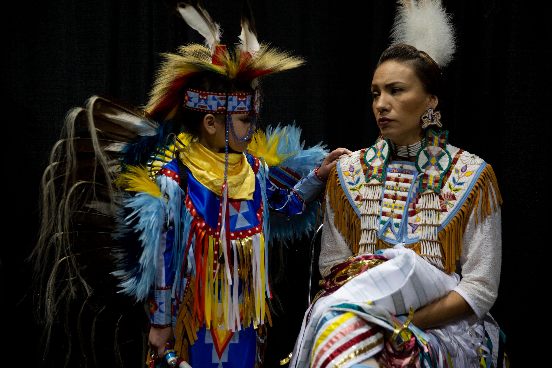 Photo: Denver March Pow Wow Prep 4 | Clairmont Dance 3