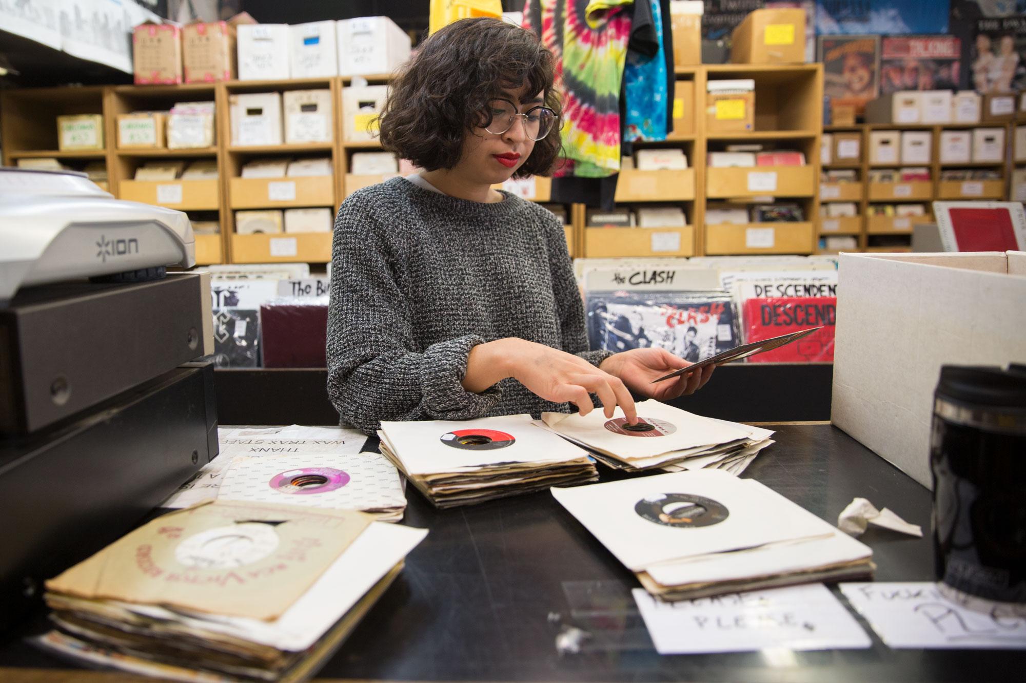 Photo: Wax Trax Records 4