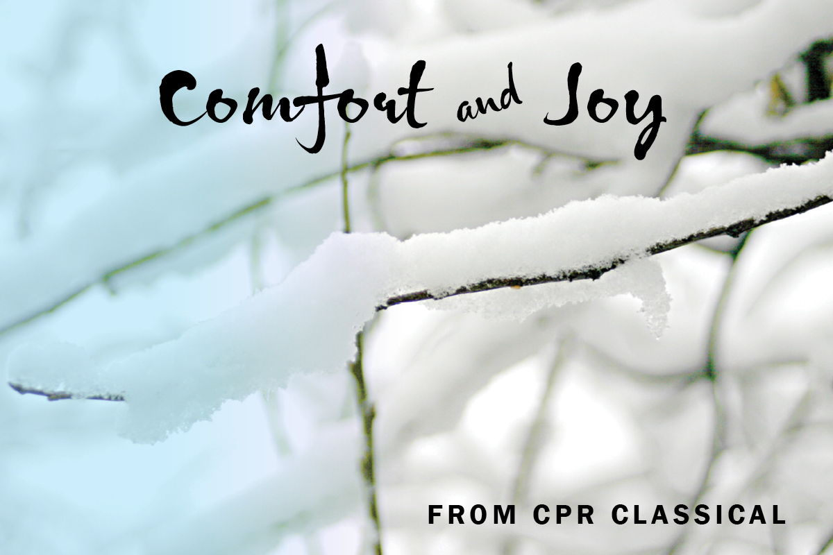 CD Cover: Comfort and Joy