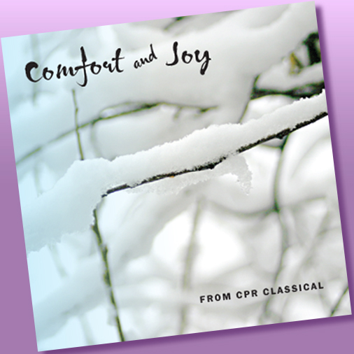 Photo: Membership Comfort and Joy classical CD