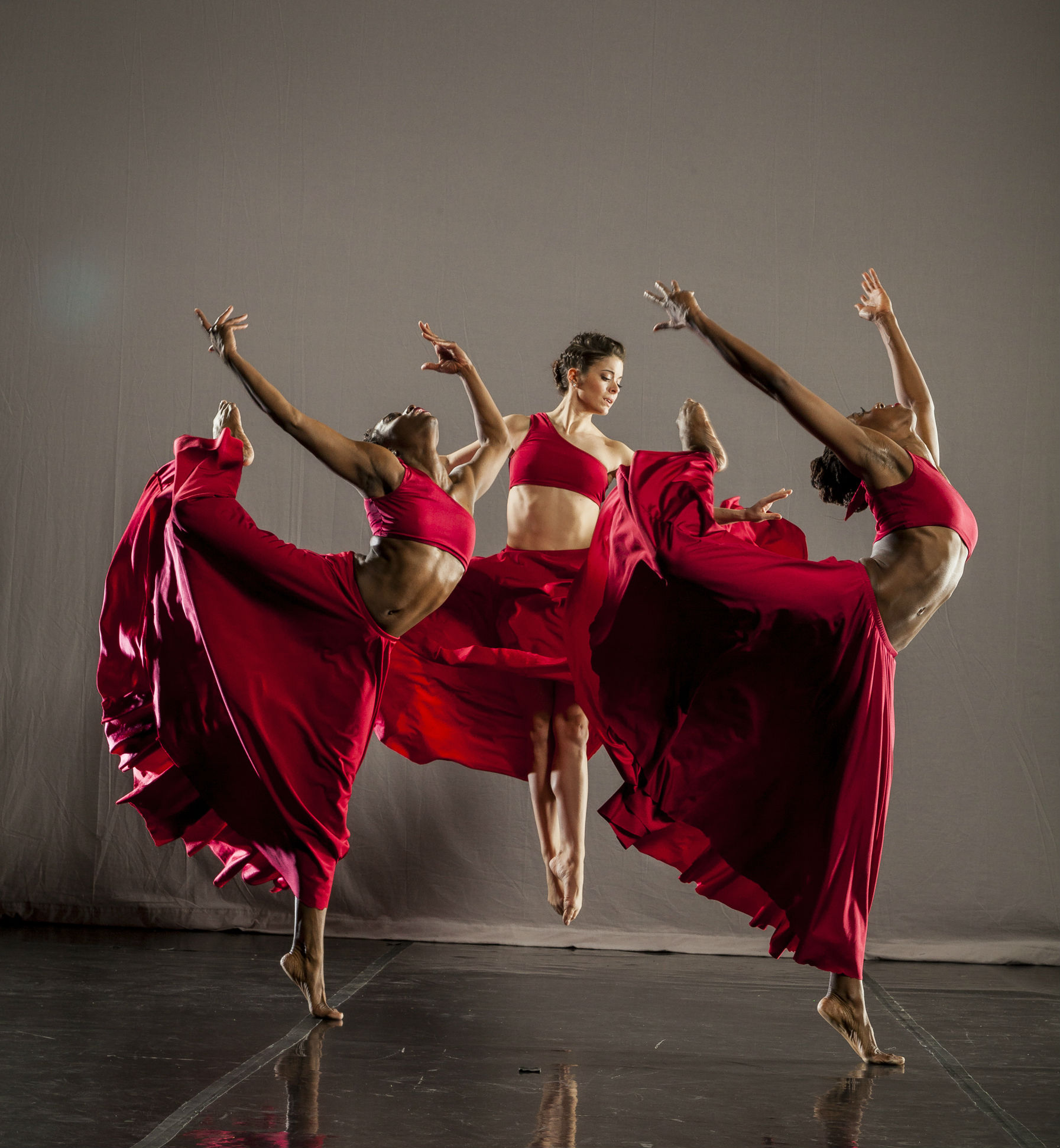 Photo: Cleo Parker Robinson Dance Ensemble in Rain Dance