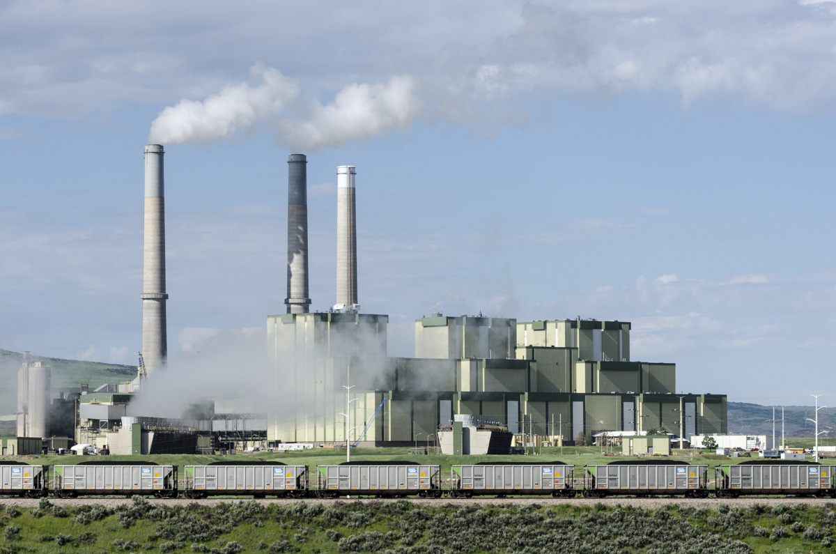 Photo: Craig coal 6 | Craig Station power plant 2