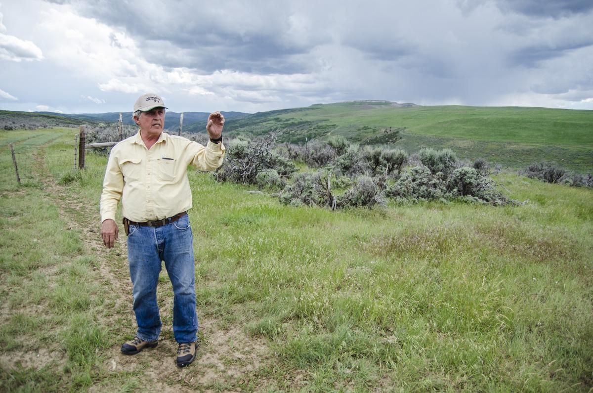 Photo: Craig coal 12 | Rancher Tom Kourlis