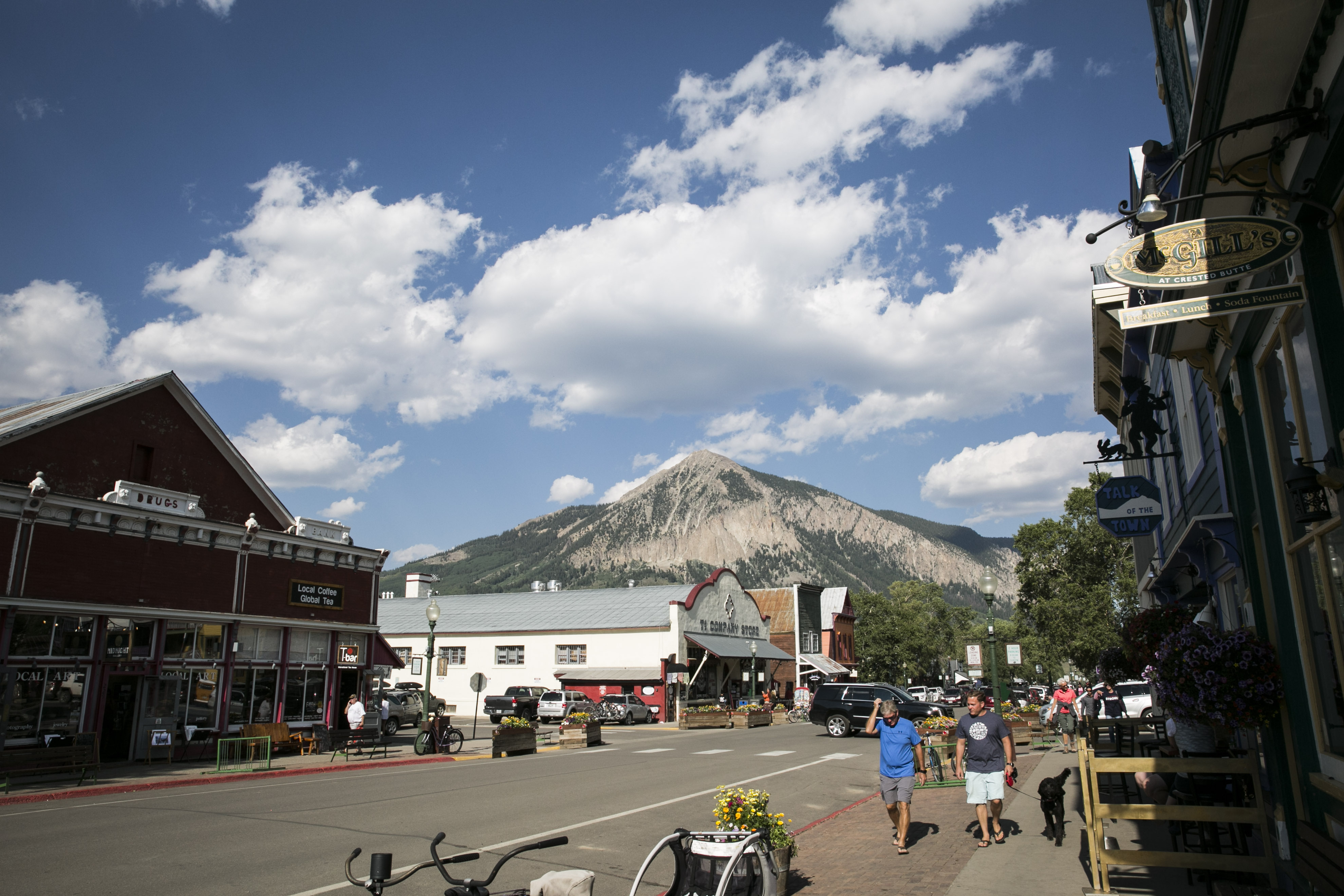 Photo: Crested Butte 1   Elk Avenue downtown