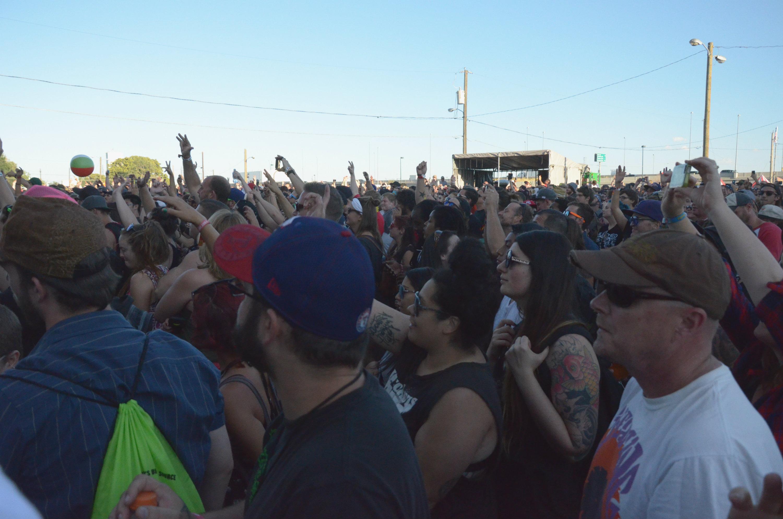 Photo: Riot Fest 2016 crowd