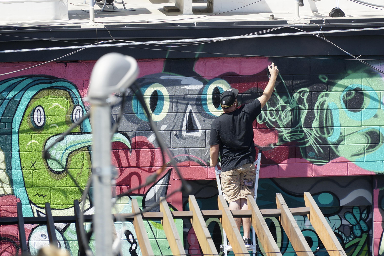 Crush Walls 2018 6 Muralist | SW