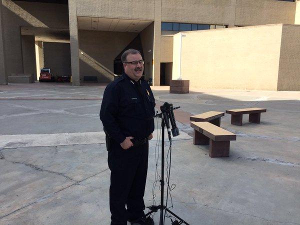 Photo: Denver Police Respond To Body Camera Lawsuit