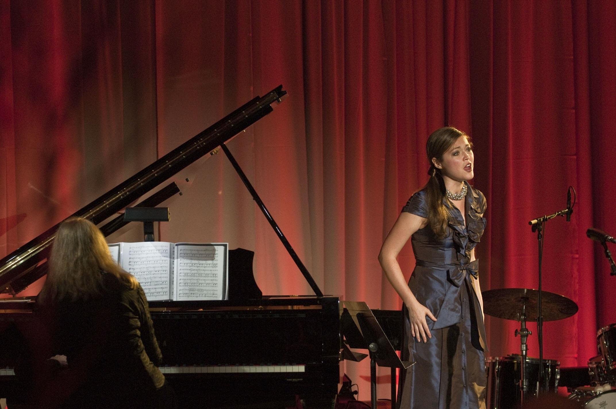 Photo: Opera Singer Book Charity Tillemann-Dick