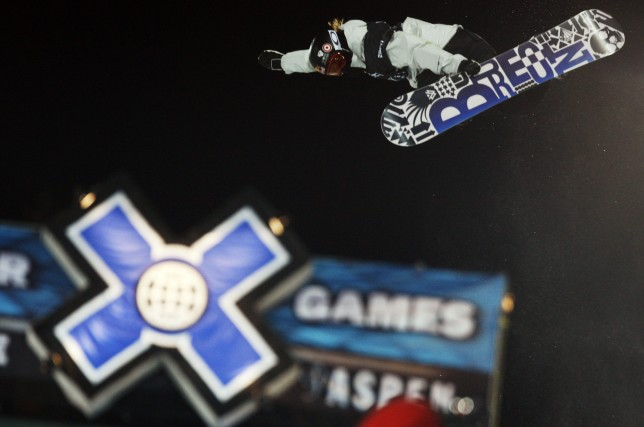 Photo: Not Just The NFL: Traumatic Brain Injury A Growing Concern In Extreme Sports