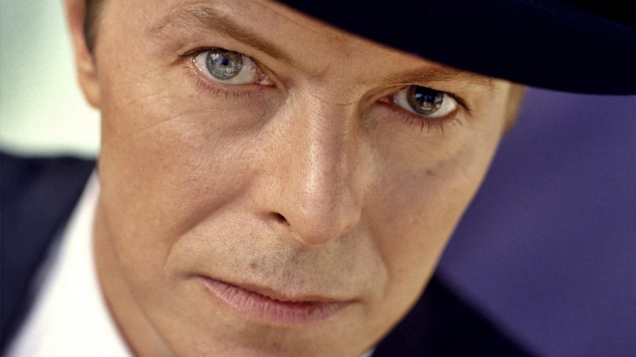 photo: David Bowie press