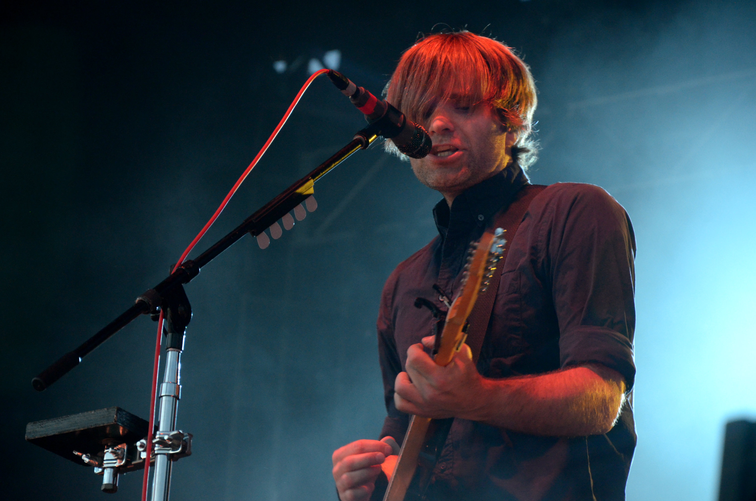 Photo: Death Cab For Cutie At Riot Fest 2016