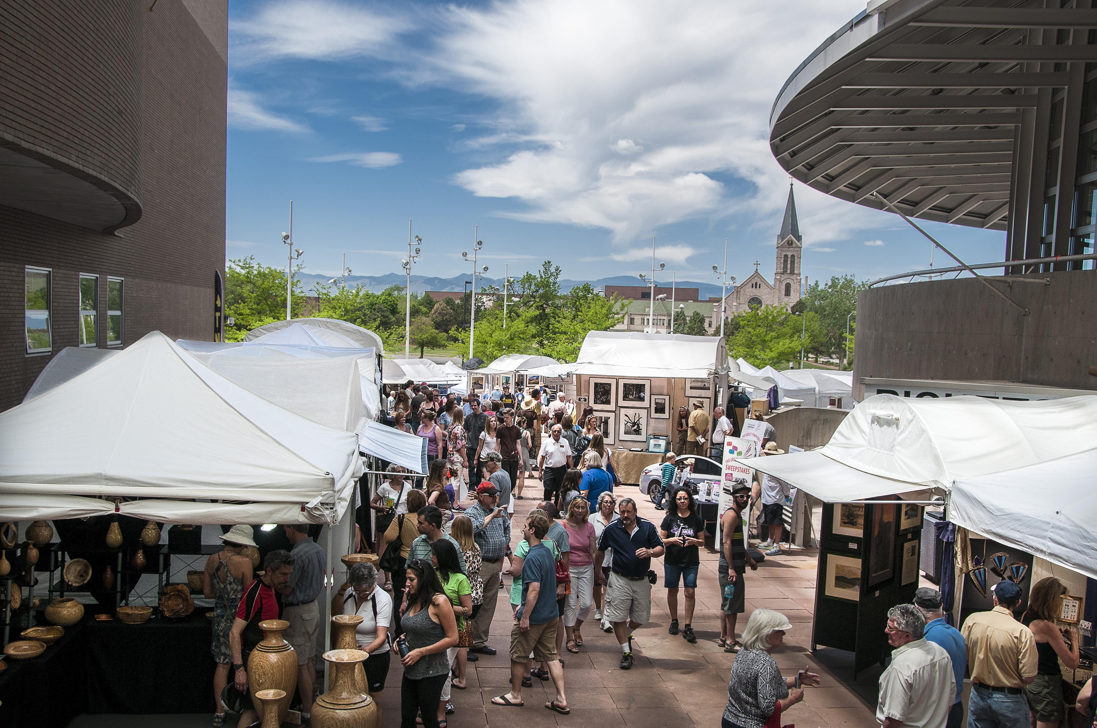 Clone of Photo: Downtown Denver Arts Fest