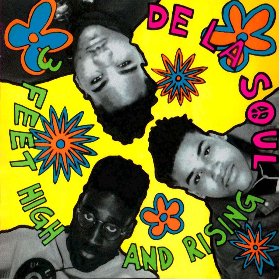 photo: De La Soul album cover