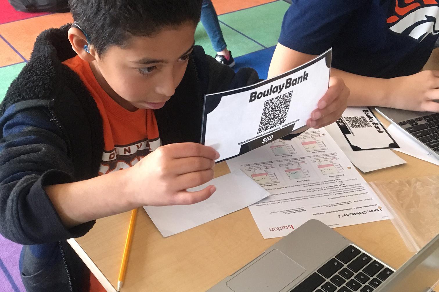 Photo: BoulayBank Education Innovation