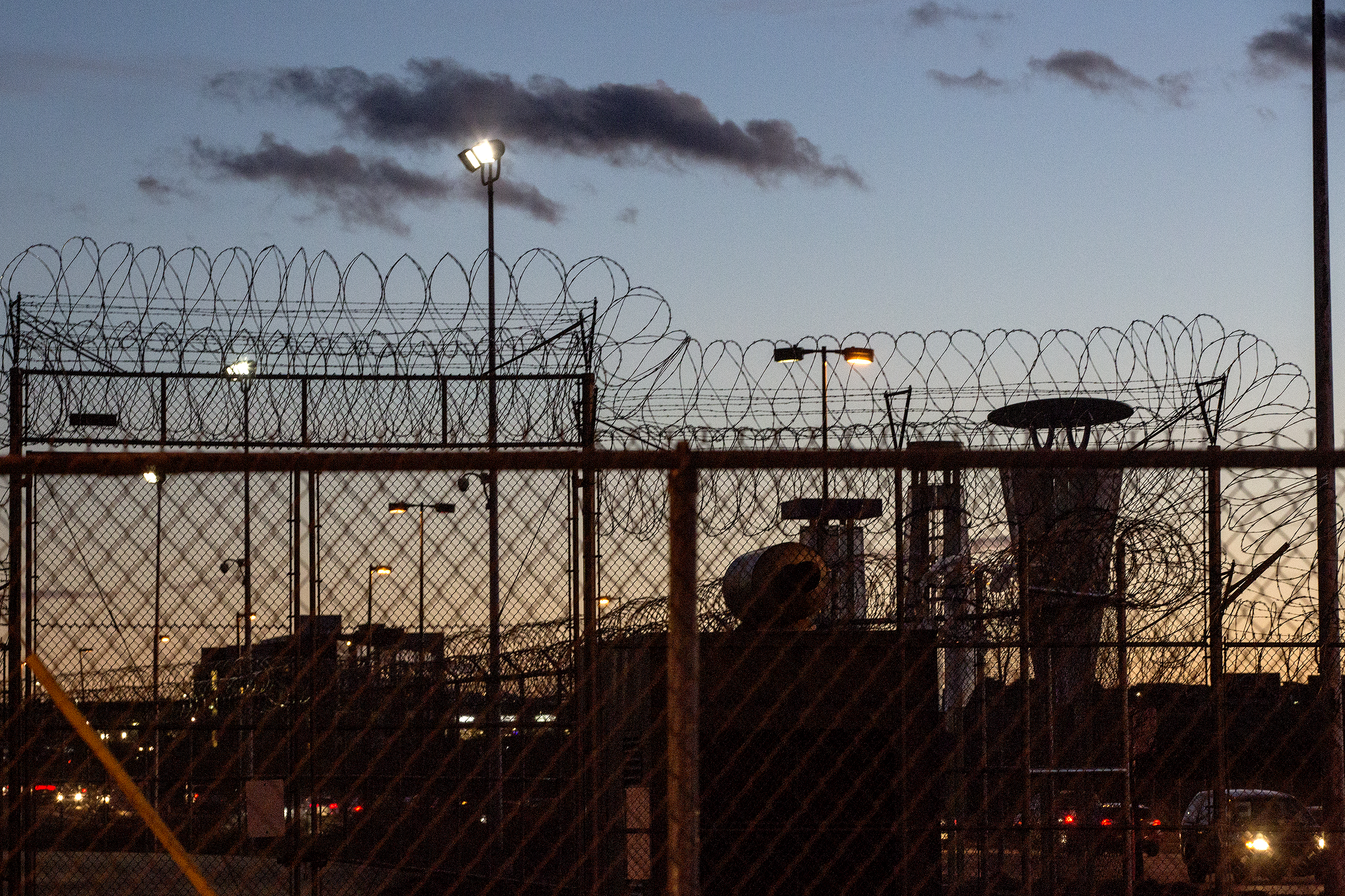 Photo: Denver County Jail Smith Road