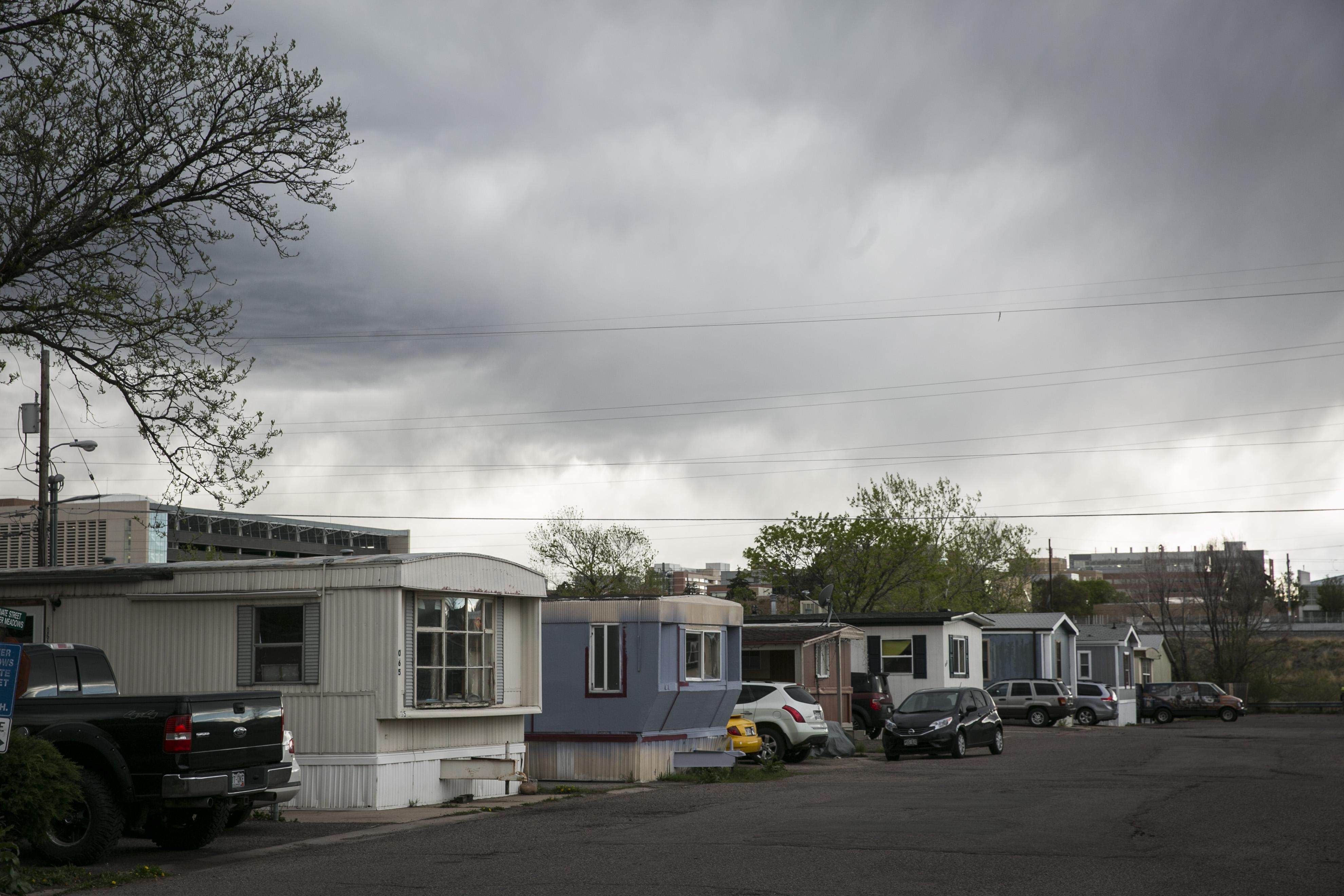 Photo: Denver Meadows 5 | Row of homes