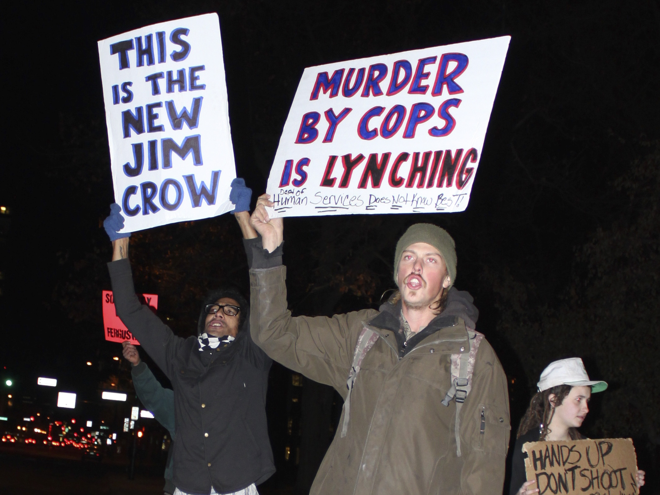 Photo: Denver protest