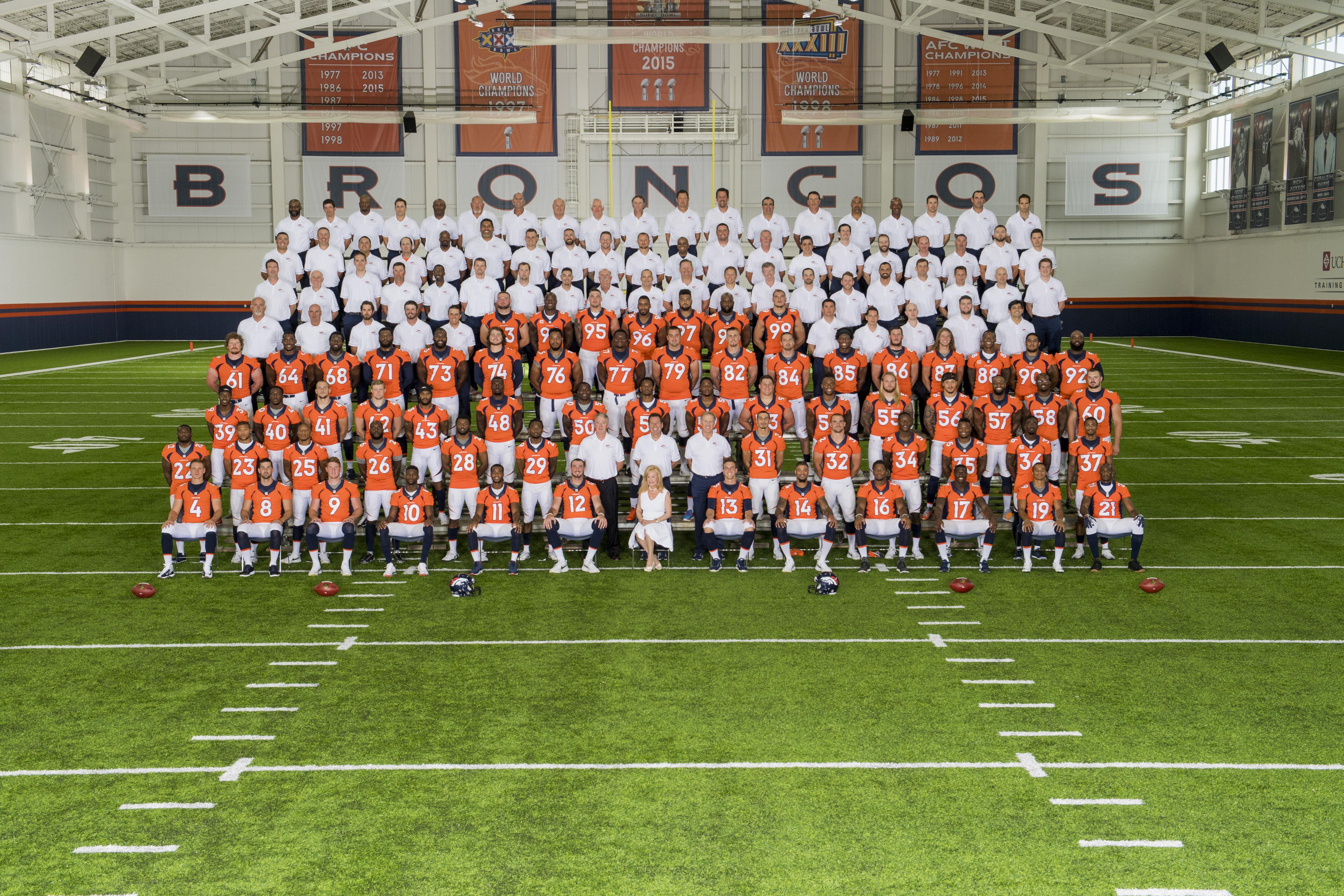 Photo: AC Broncos Survey